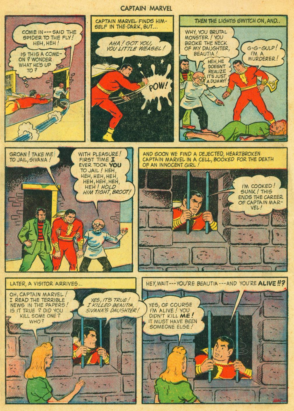 Captain Marvel Adventures issue 41 - Page 14