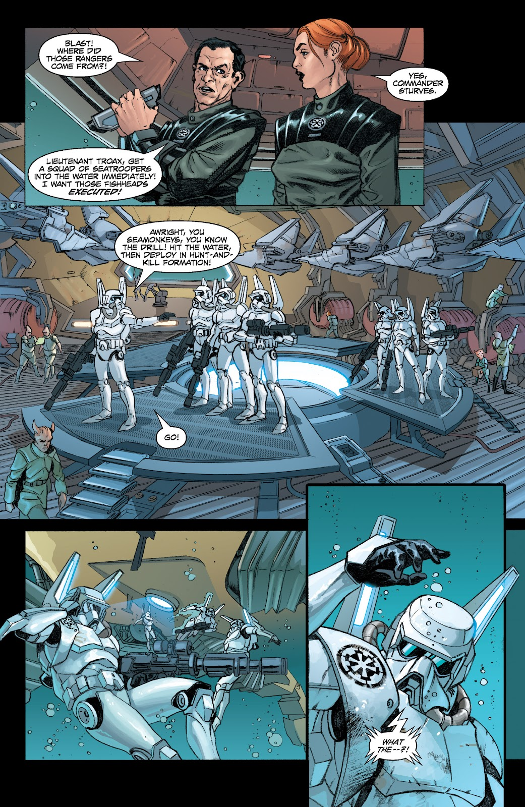 Read online Star Wars Legends: Legacy - Epic Collection comic -  Issue # TPB 2 (Part 3) - 99