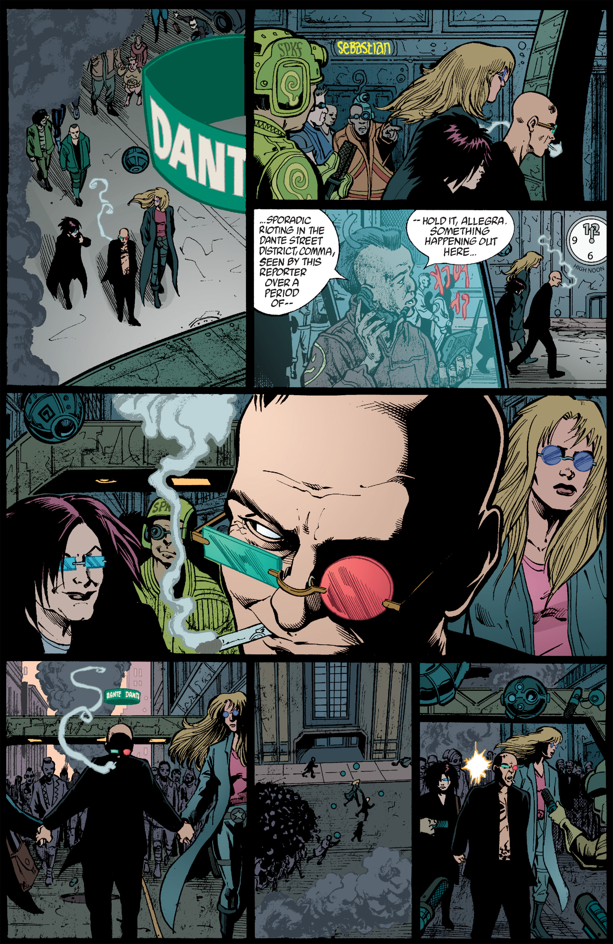 Read online Transmetropolitan comic -  Issue #59 - 8