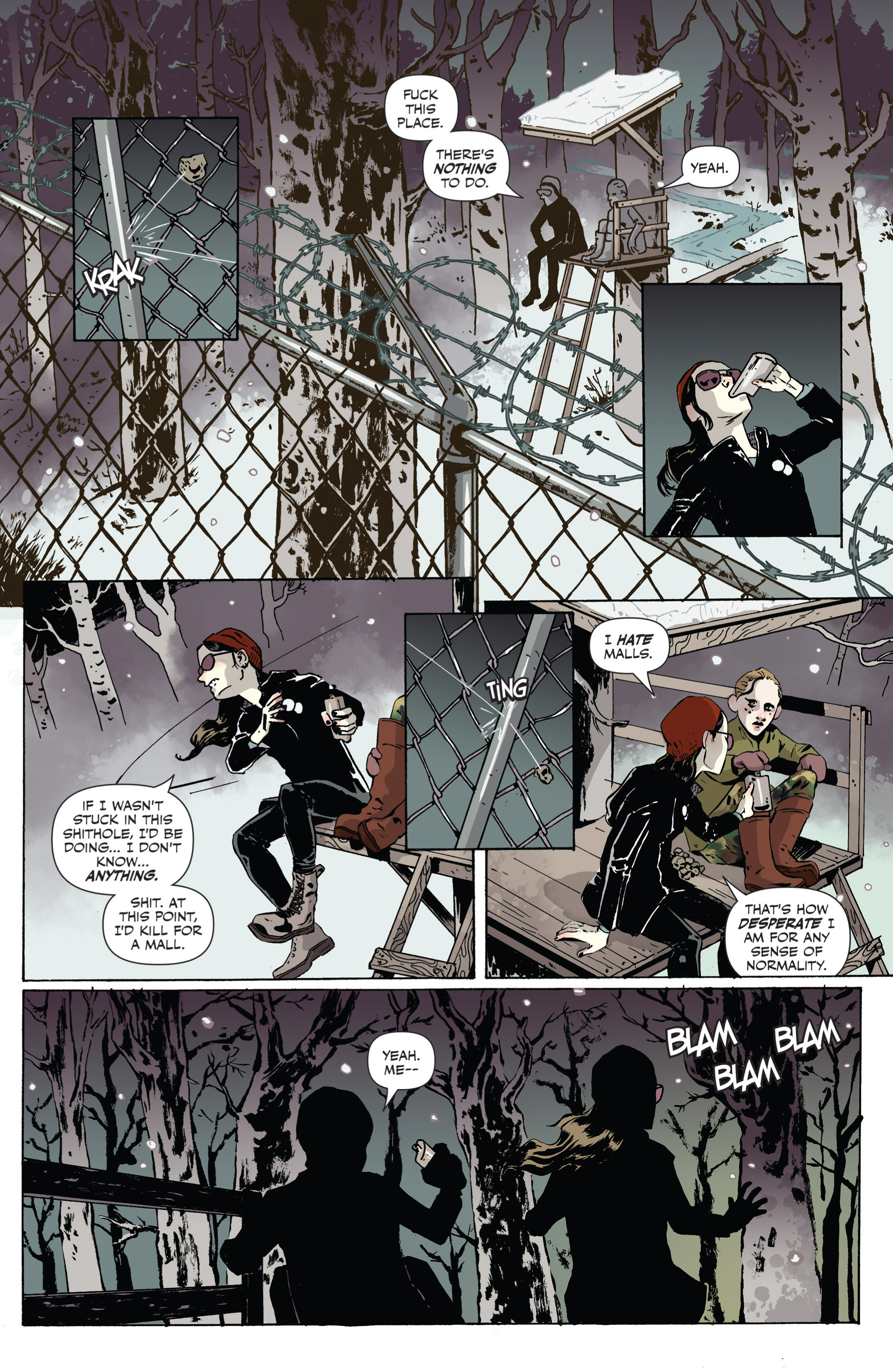 Read online Sheltered comic -  Issue #2 - 3