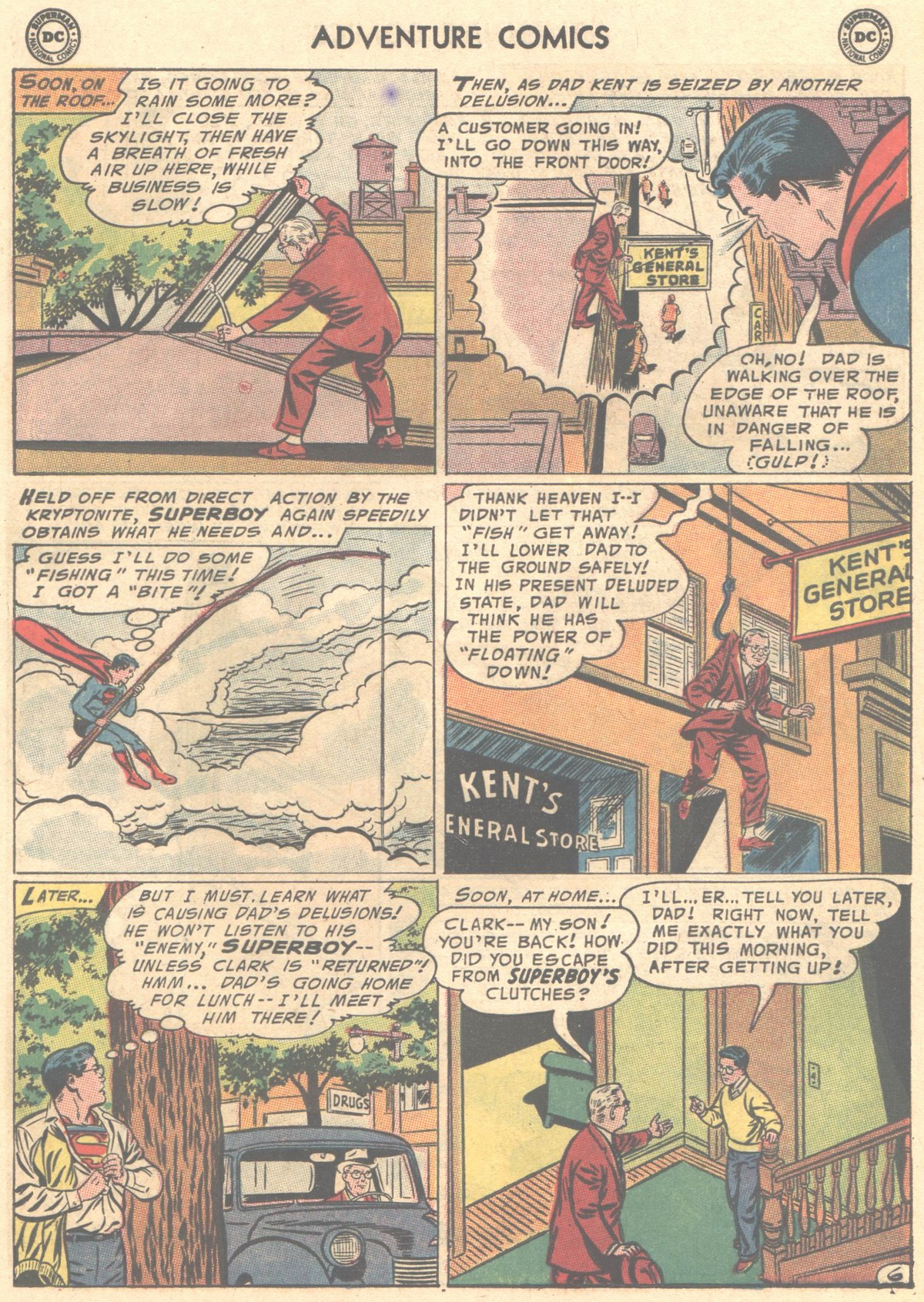 Read online Adventure Comics (1938) comic -  Issue #327 - 22