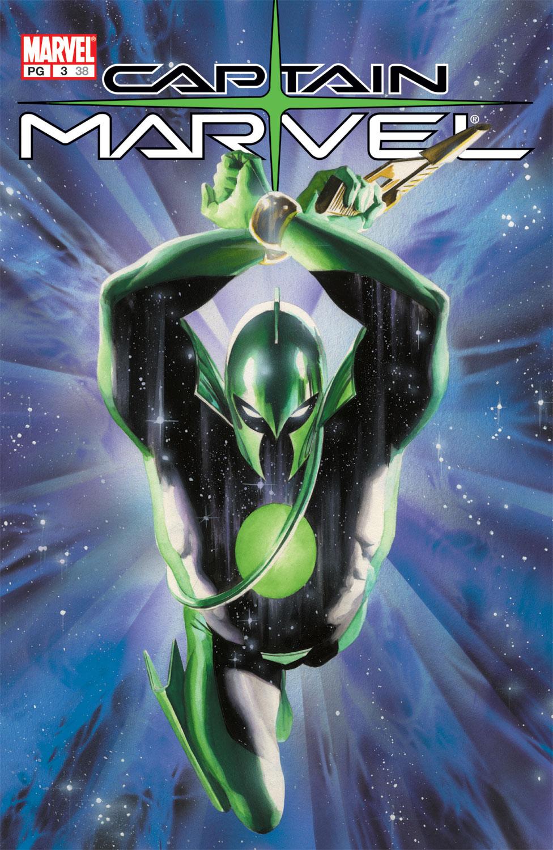 Captain Marvel (2002) Issue #3 #3 - English 1