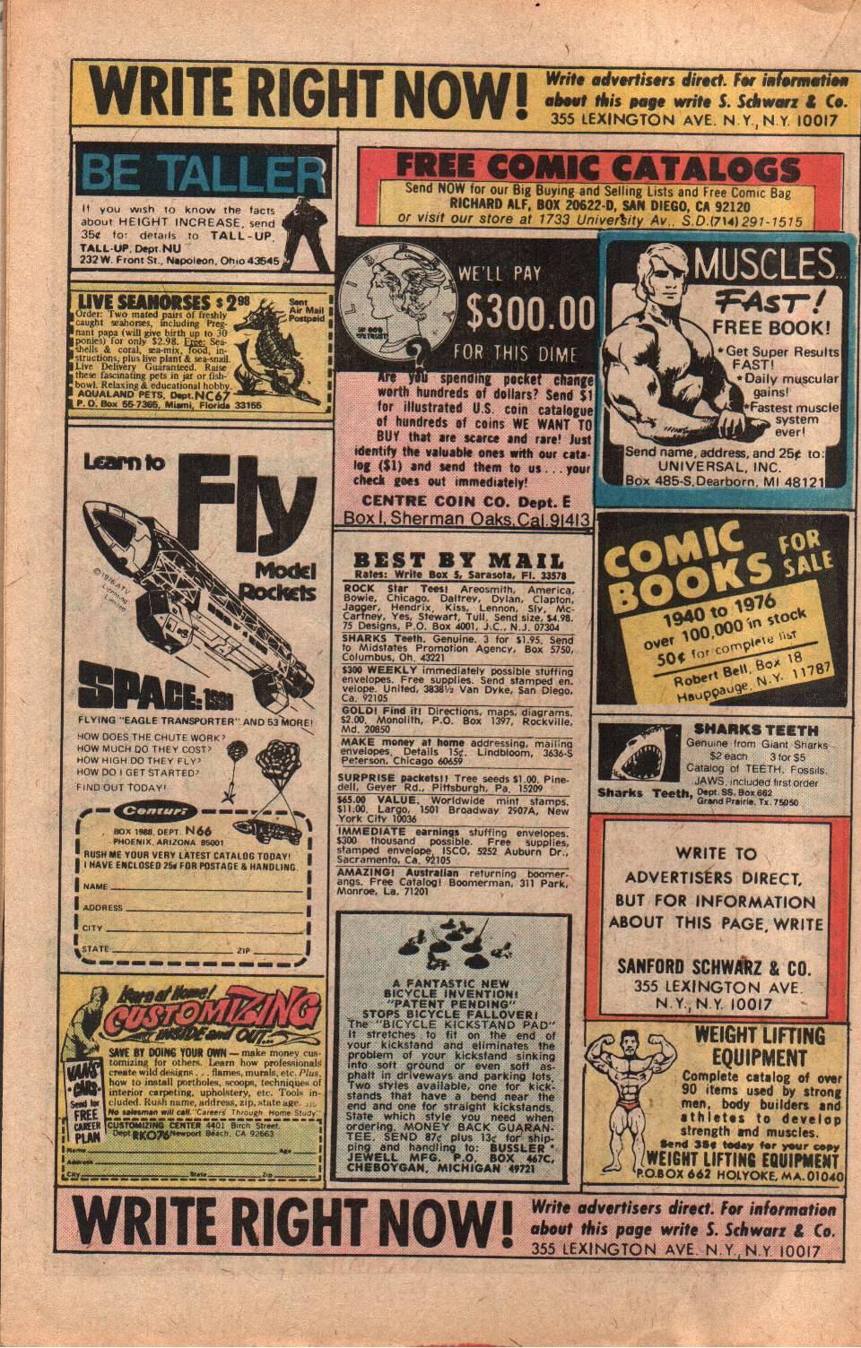 Read online Shazam! (1973) comic -  Issue #25 - 18