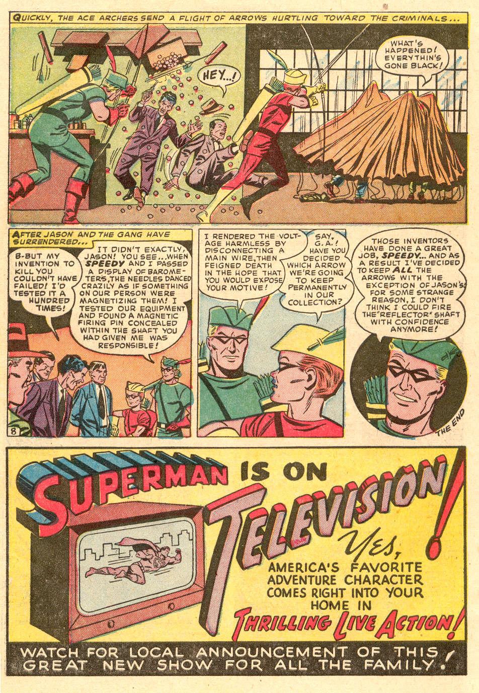 Read online Adventure Comics (1938) comic -  Issue #186 - 40