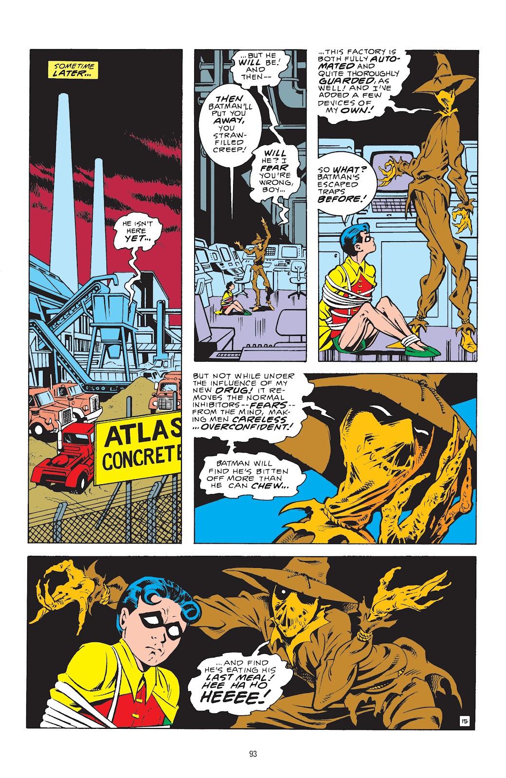 Read online Detective Comics (1937) comic -  Issue # _TPB Batman - The Dark Knight Detective 1 (Part 1) - 93