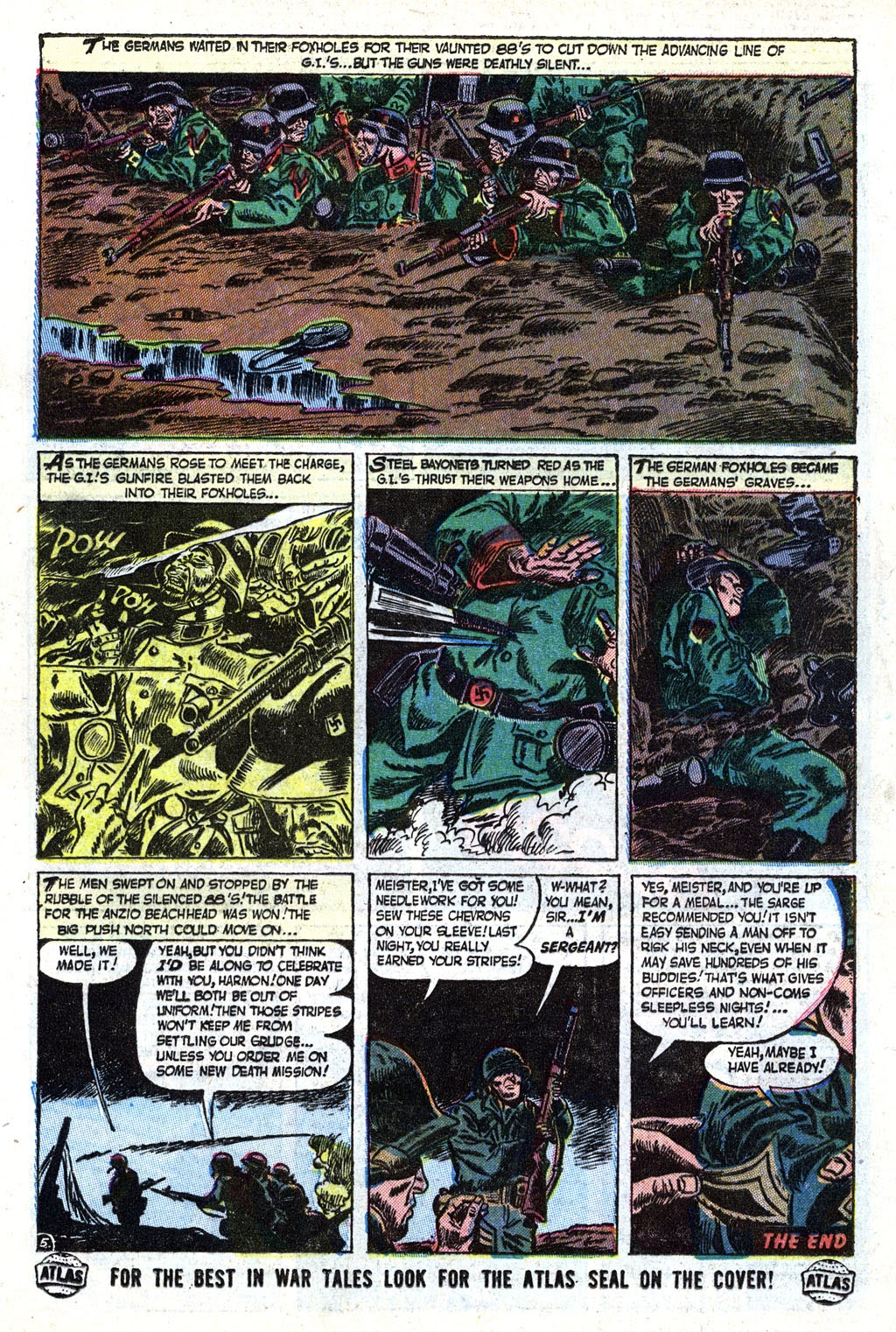 Combat (1952) issue 11 - Page 16