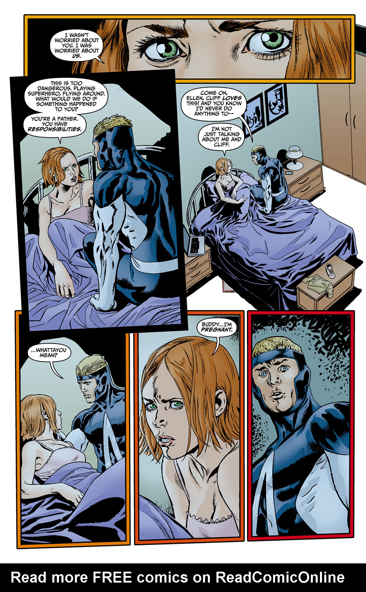 Read online Animal Man (2011) comic -  Issue #0 - 19