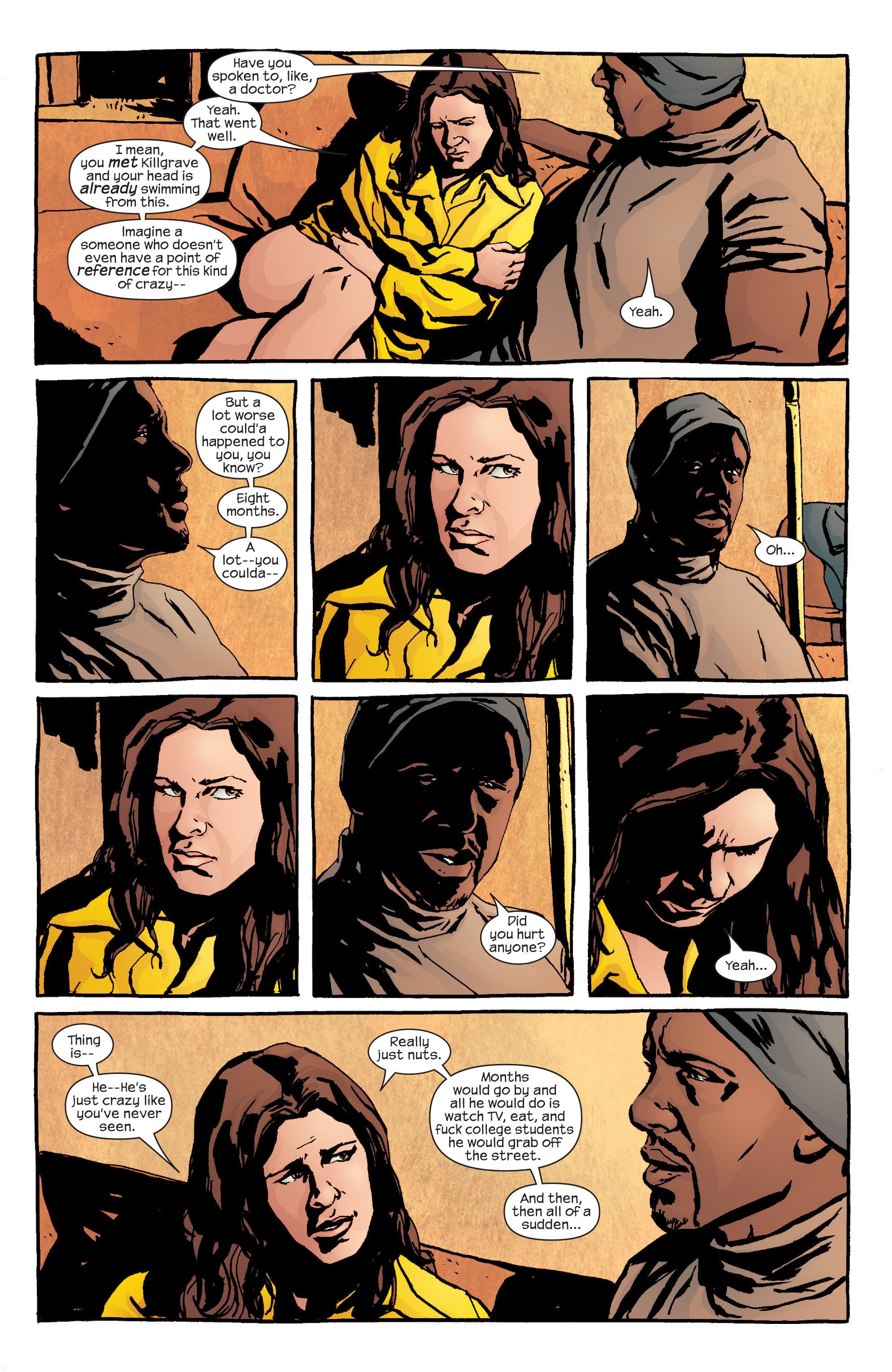 Read online Alias comic -  Issue #25 - 17