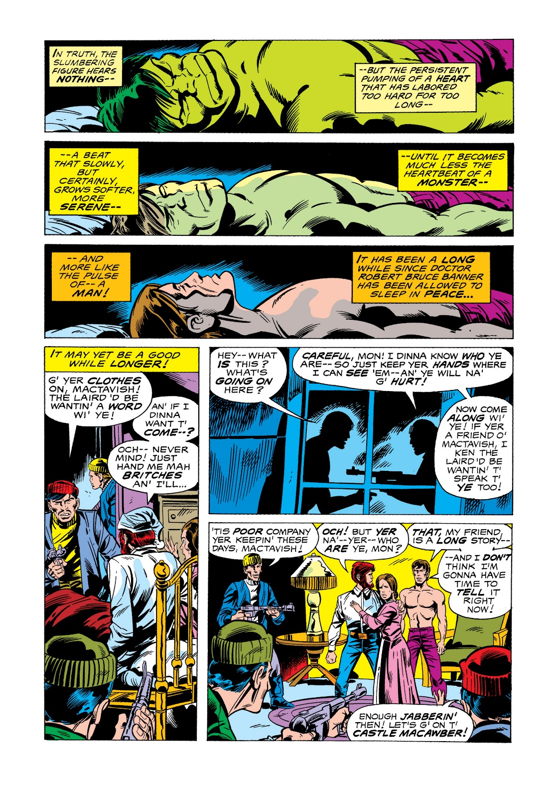 Read online Marvel Masterworks: The Incredible Hulk comic -  Issue # TPB 11 (Part 2) - 63