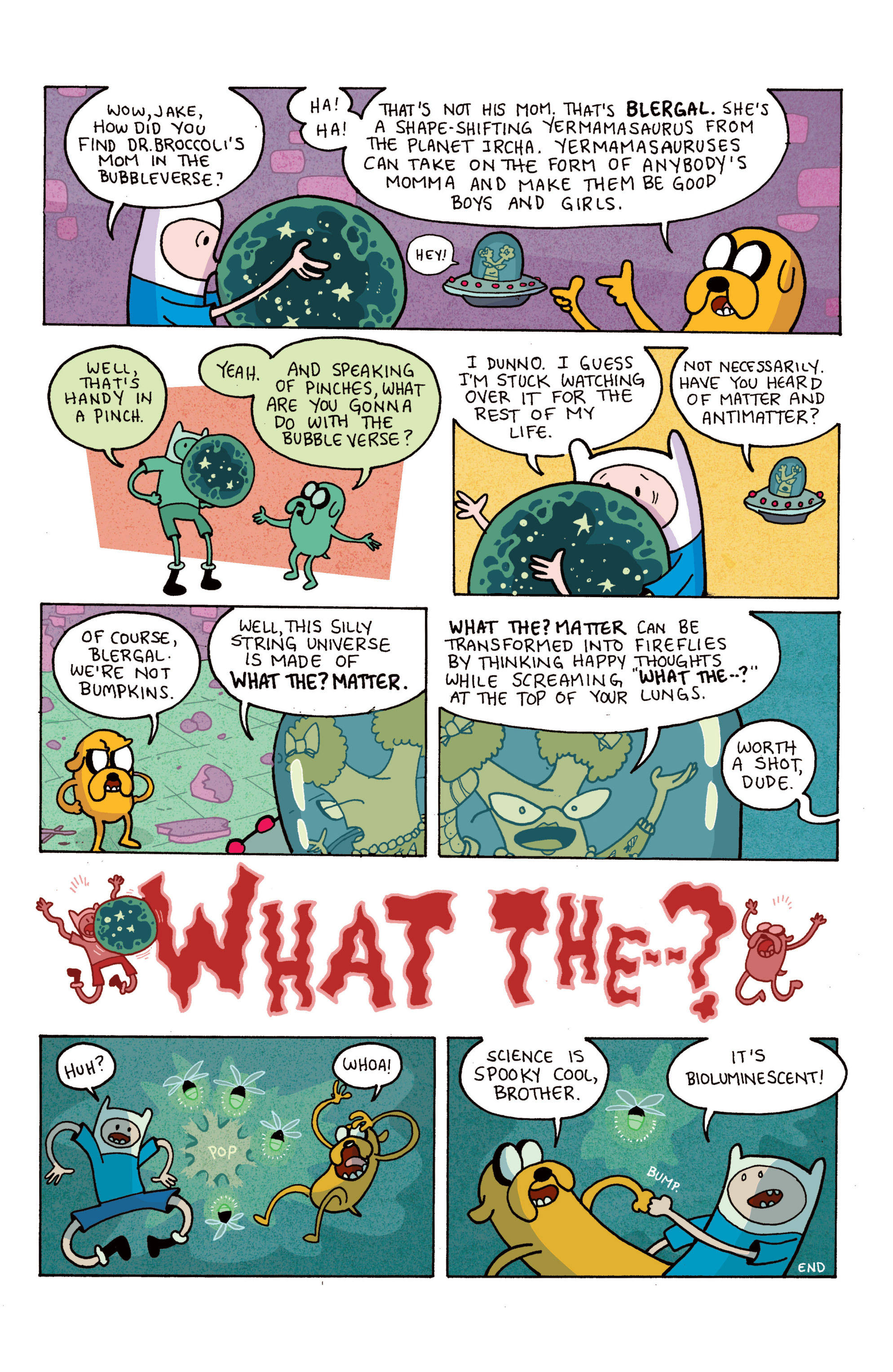 Read online Adventure Time comic -  Issue #17 - 27