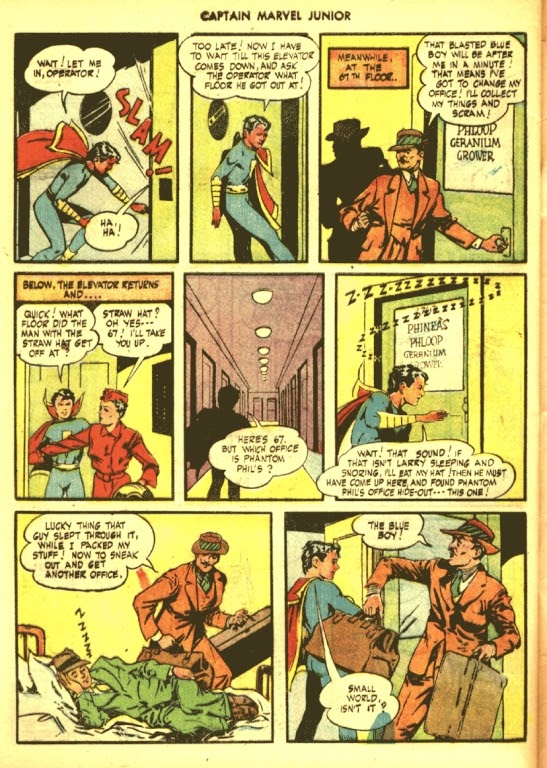 Captain Marvel, Jr. issue 39 - Page 28