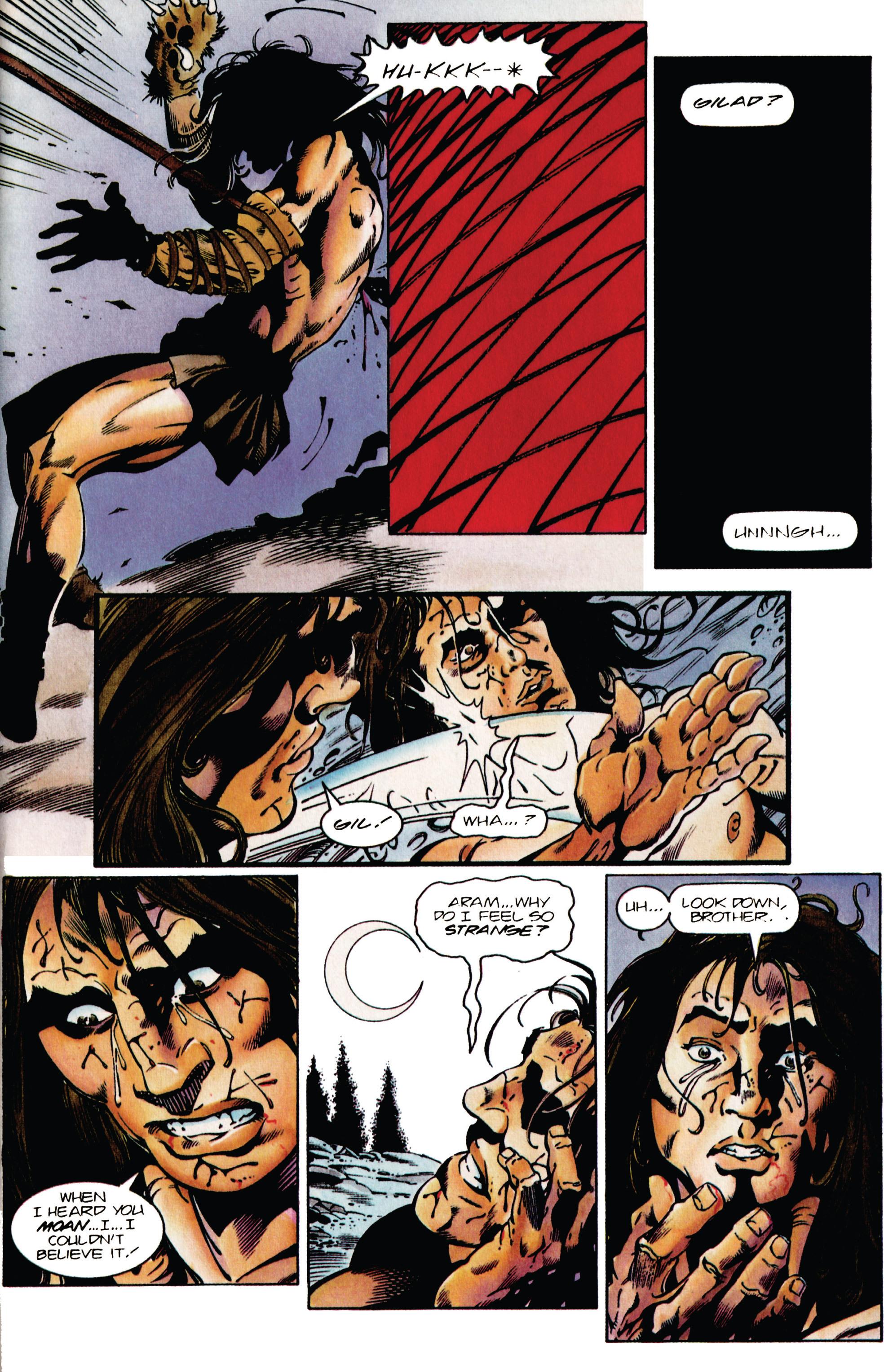 Read online Eternal Warrior (1992) comic -  Issue #37 - 15