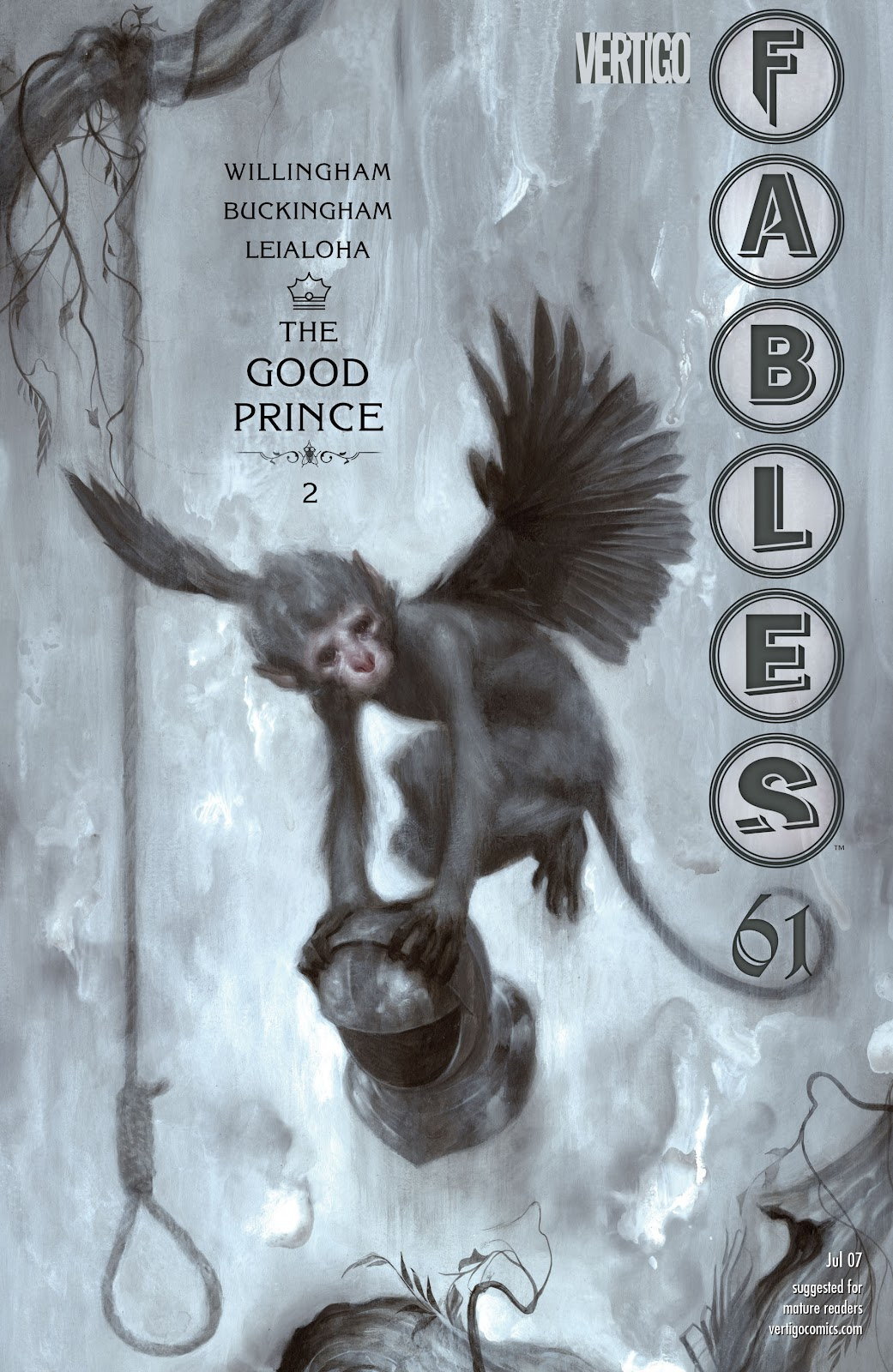 Fables issue 61 - Page 1
