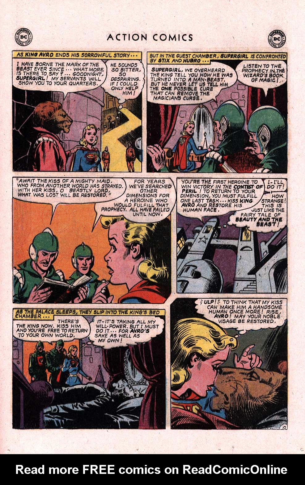 Action Comics (1938) 328 Page 22
