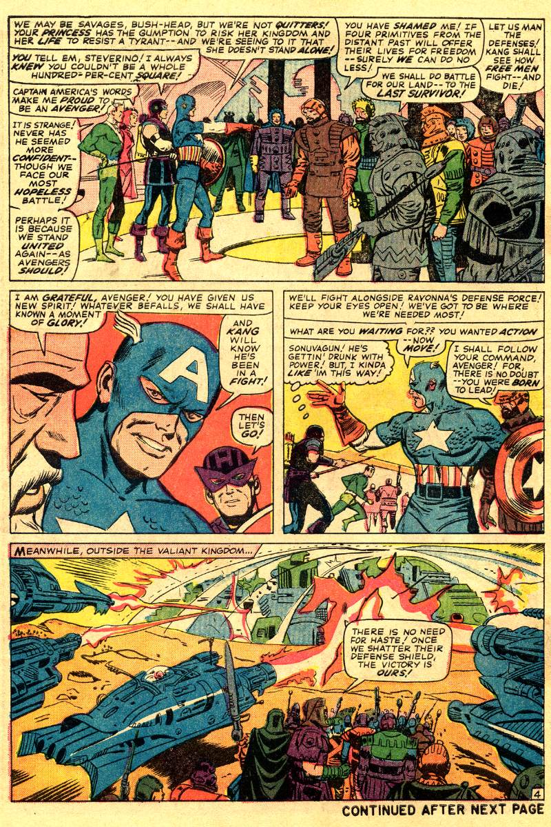 The Avengers (1963) 24 Page 4