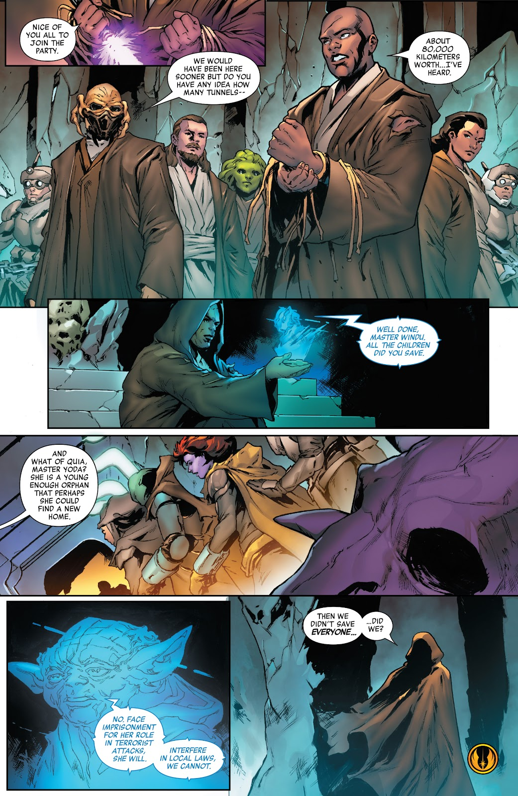 Read online Star Wars: Age of Republic Special comic -  Issue # Full - 12