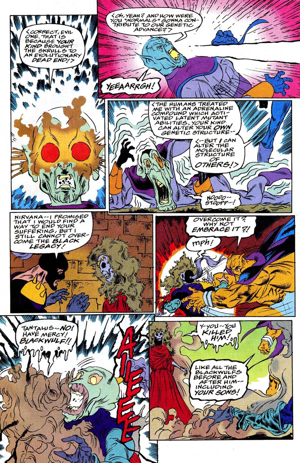 Read online Blackwulf comic -  Issue #10 - 9