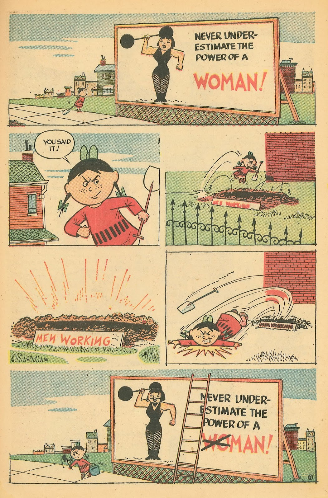 Read online Famous Funnies comic -  Issue #218 - 7
