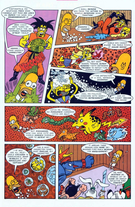 Read online Simpsons Comics comic -  Issue #45 - 26
