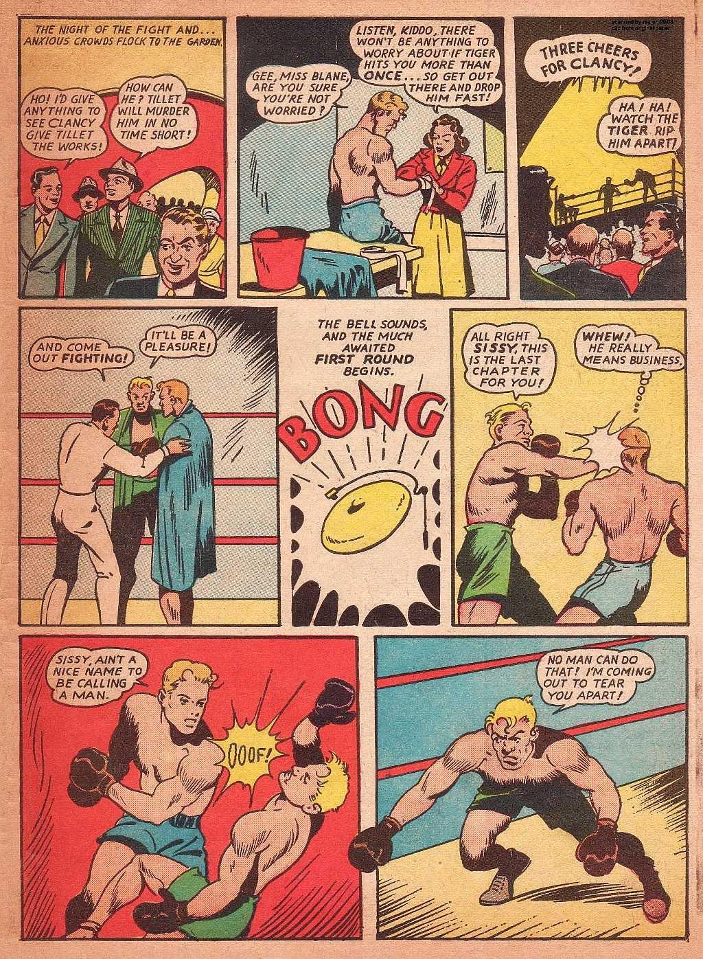 Read online Super-Magician Comics comic -  Issue #2 - 59