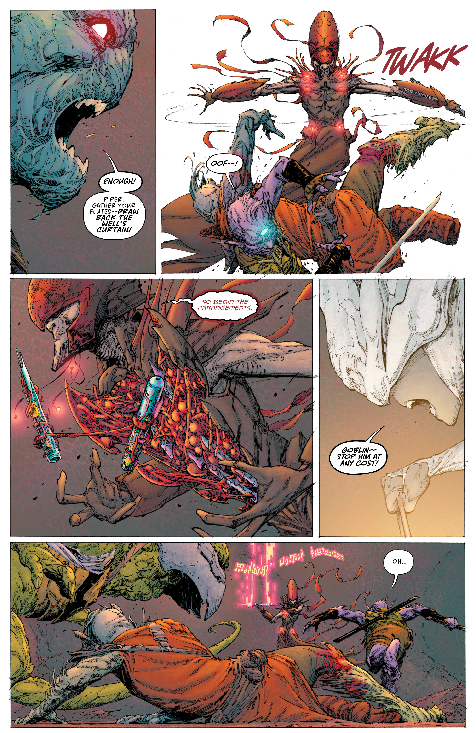 Read online Seven To Eternity comic -  Issue #3 - 14