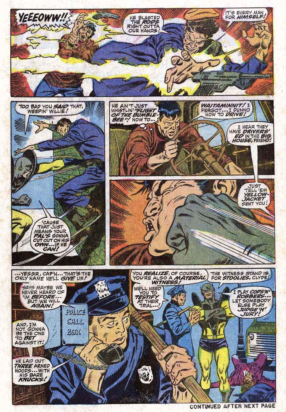 The Avengers (1963) 59 Page 4