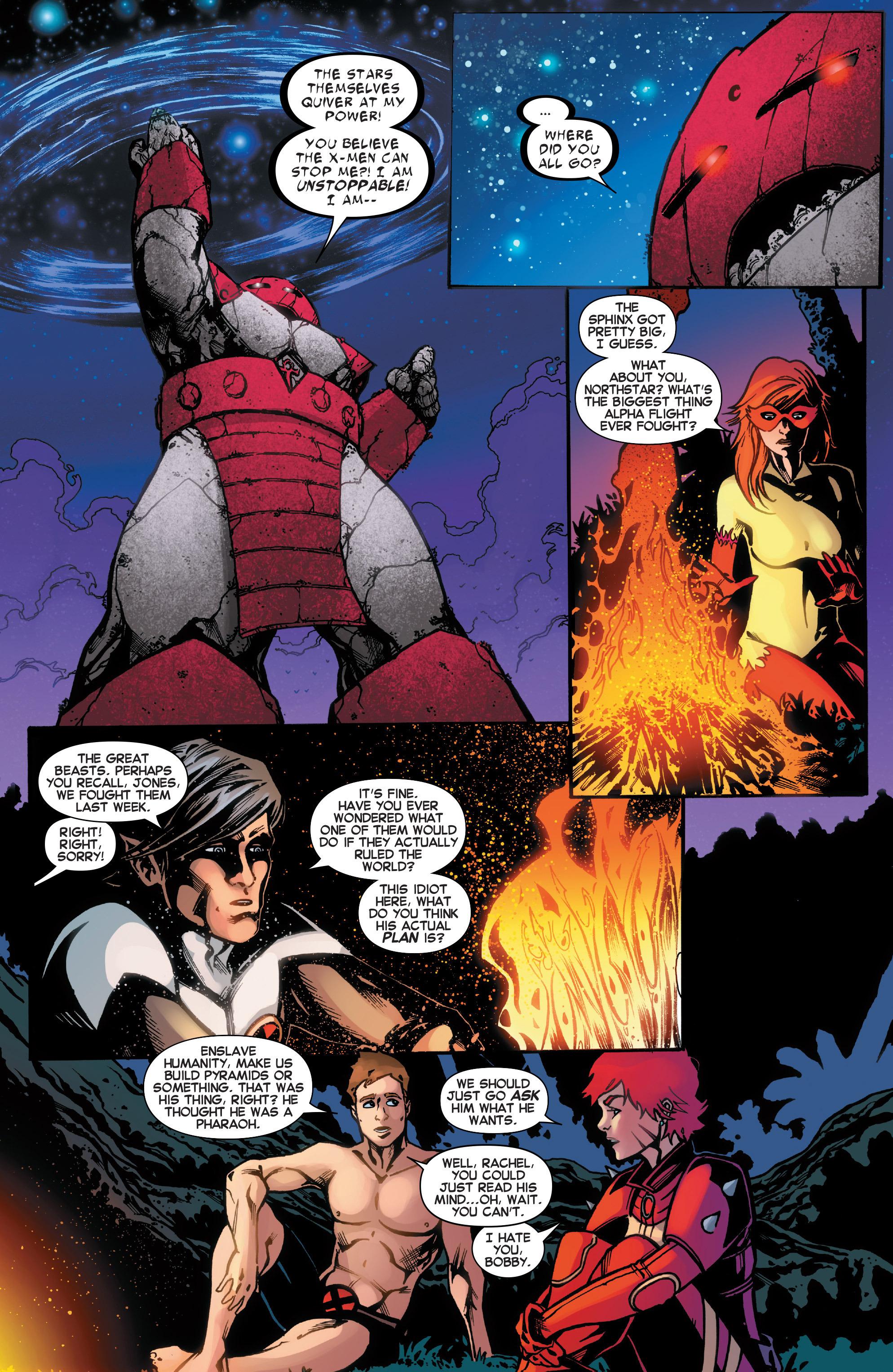 Read online Amazing X-Men (2014) comic -  Issue #18 - 8