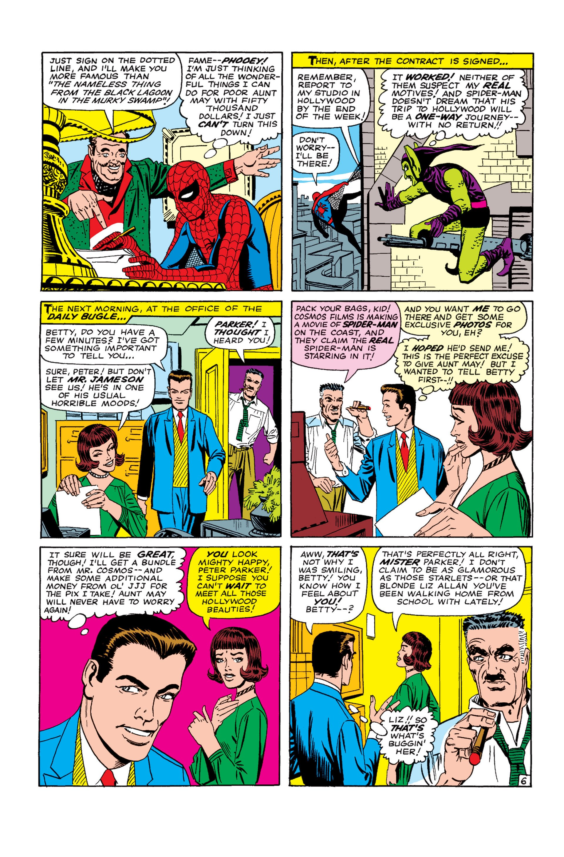 The Amazing Spider-Man (1963) 14 Page 6