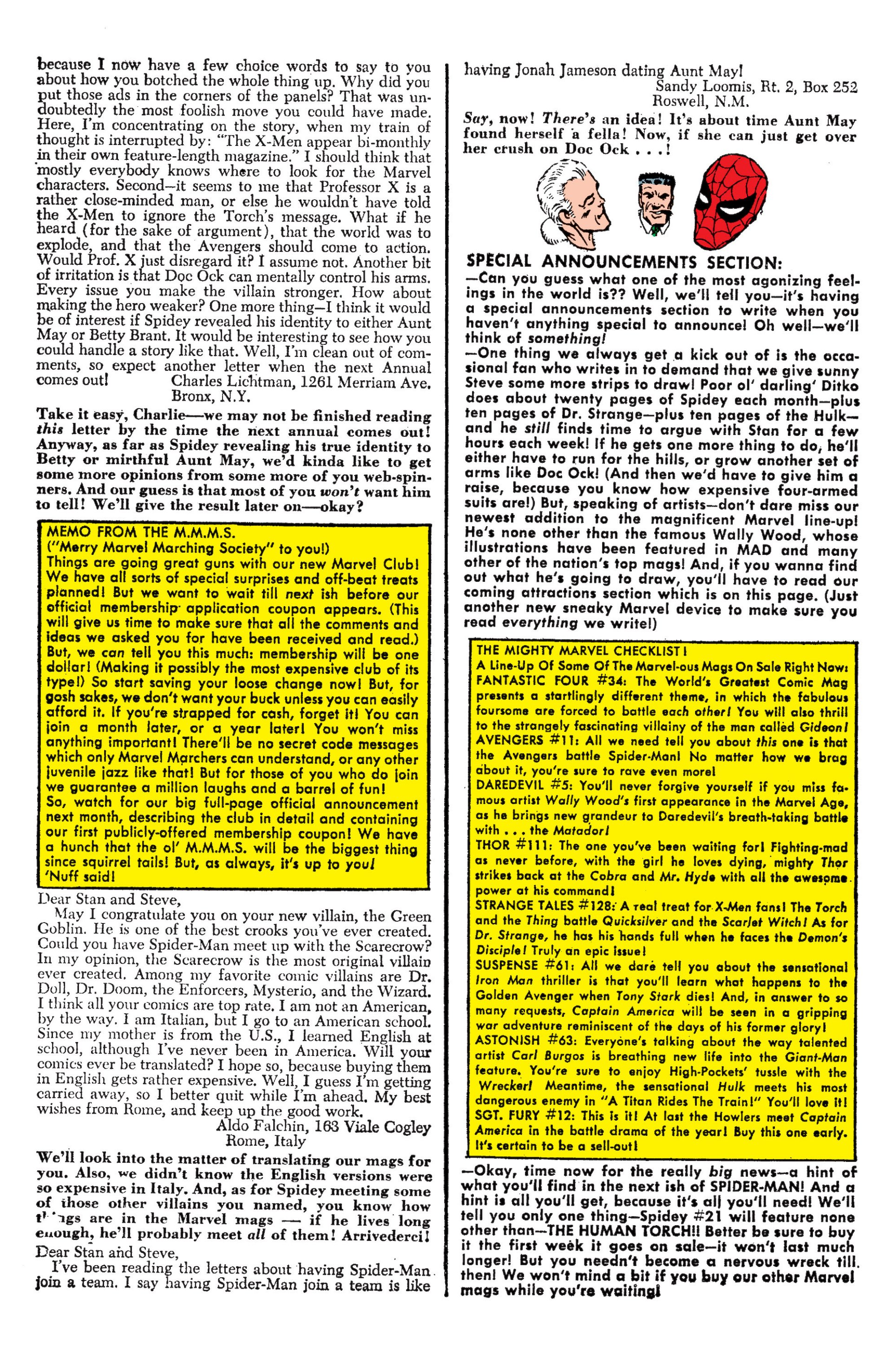 The Amazing Spider-Man (1963) 20 Page 23