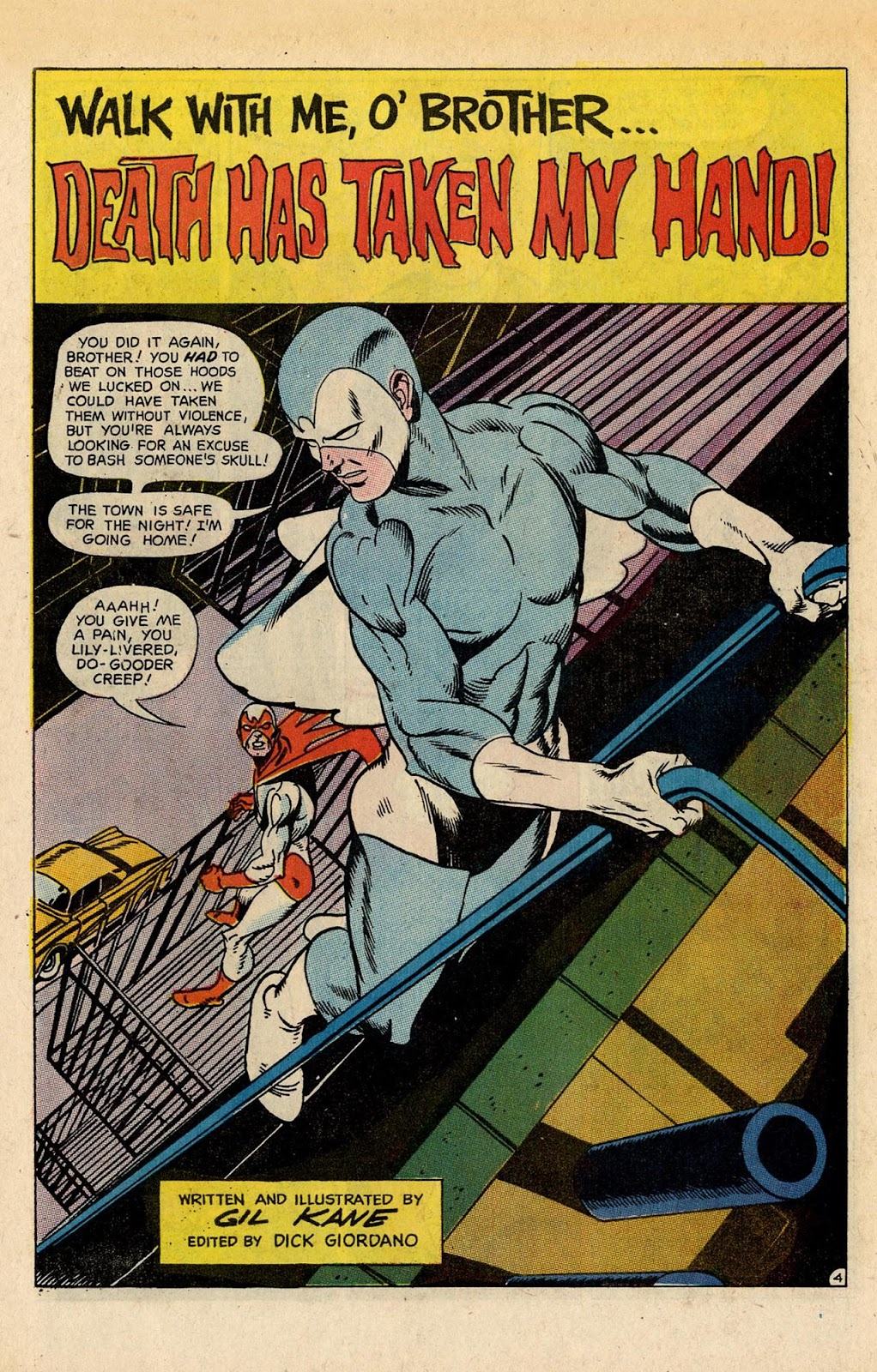 The Hawk and the Dove issue 5 - Page 6