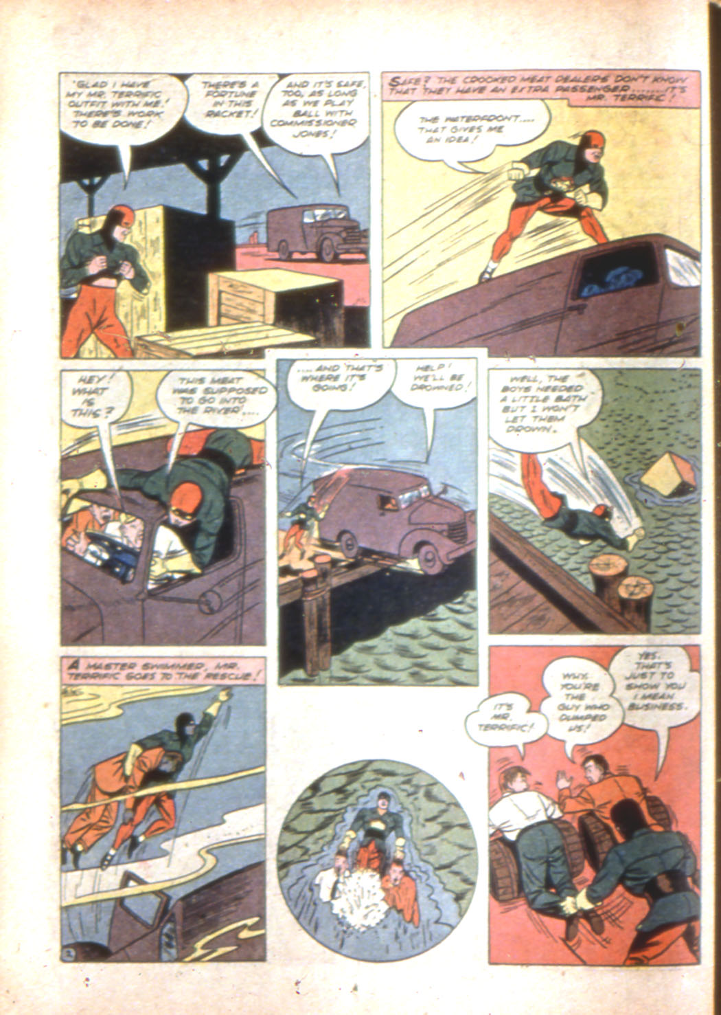 Read online Sensation (Mystery) Comics comic -  Issue #7 - 26