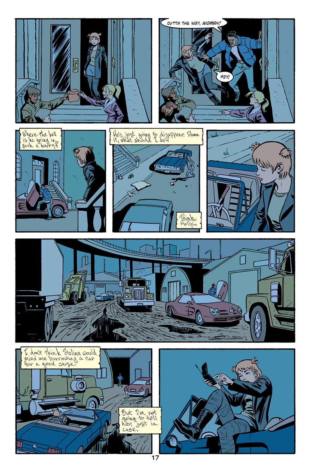Catwoman (2002) Issue #6 #6 - English 18