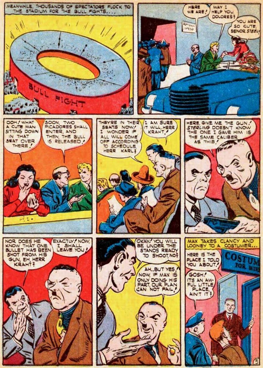 Zip Comics issue 19 - Page 7