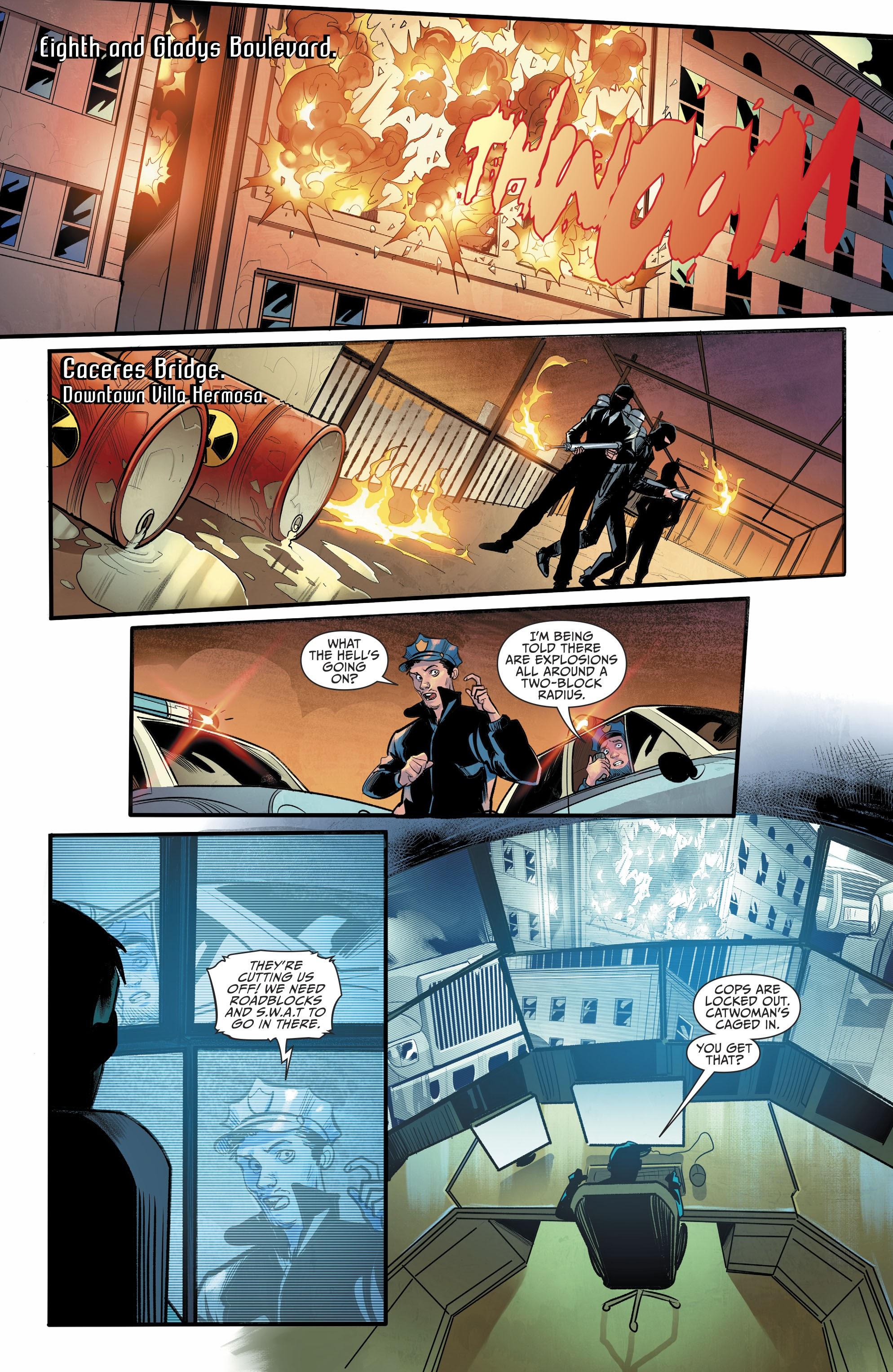 Catwoman (2018) #14 #15 - English 10