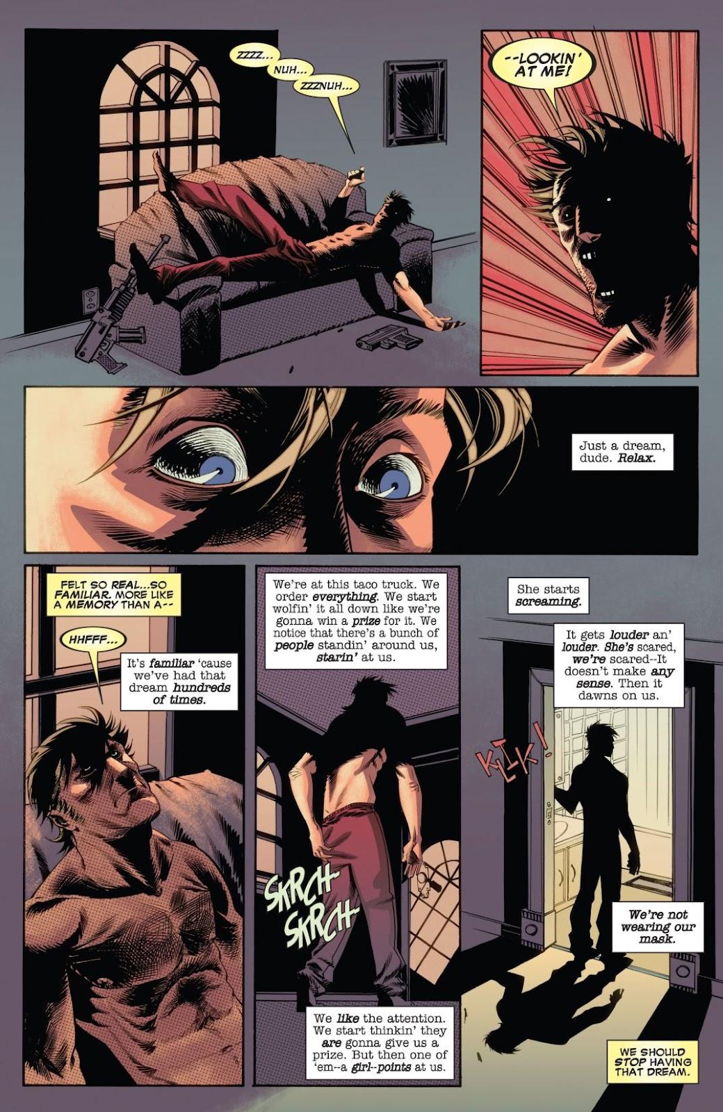 Read online Deadpool (2008) comic -  Issue #55 - 3