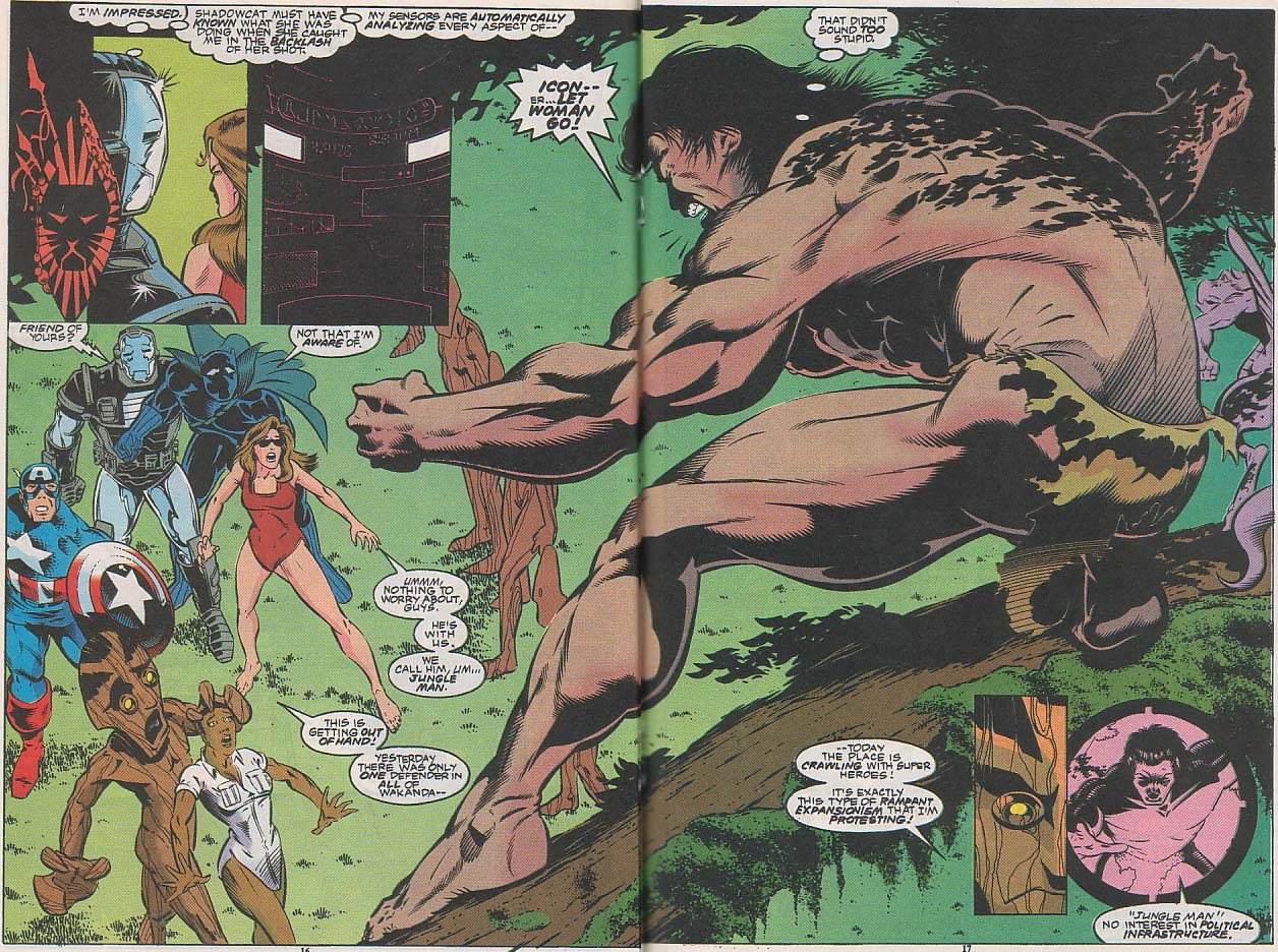 Excalibur (1988) issue 60 - Page 13