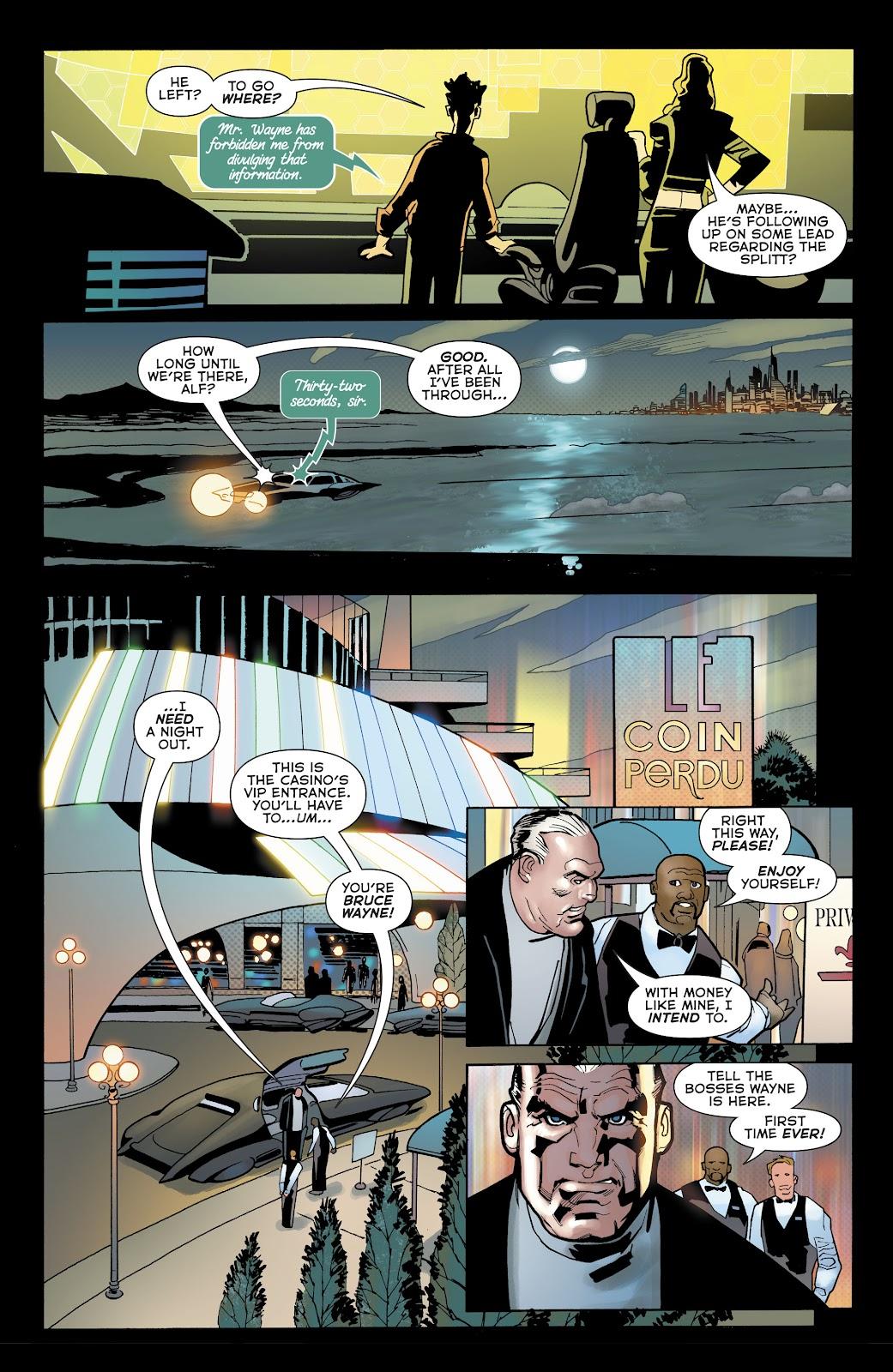 Read online Batman Beyond (2016) comic -  Issue #32 - 13