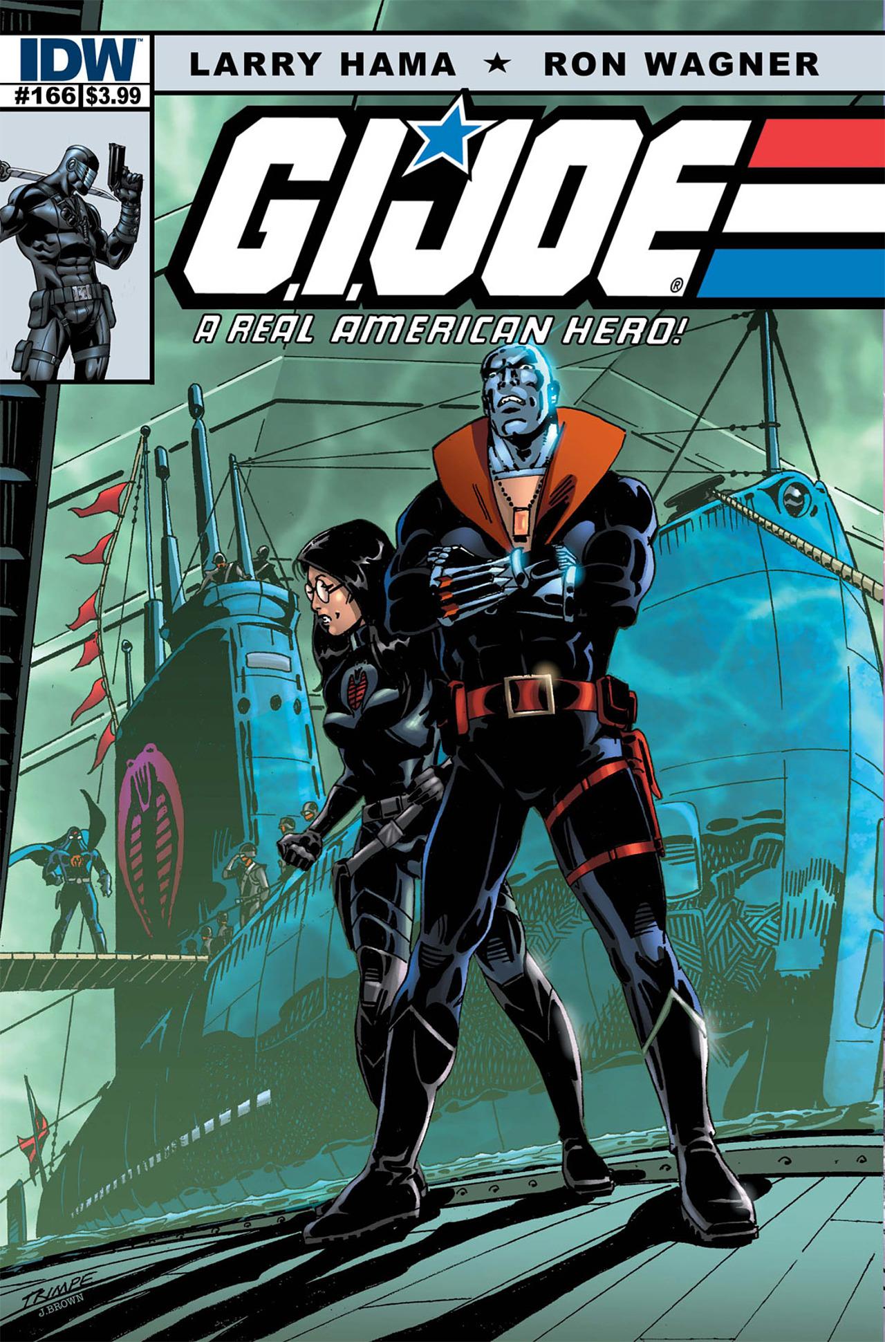 G.I. Joe: A Real American Hero 166 Page 1