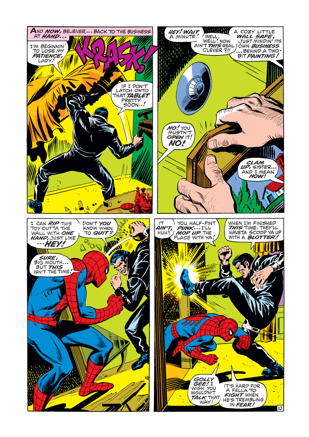 The Amazing Spider-Man (1963) 73 Page 10