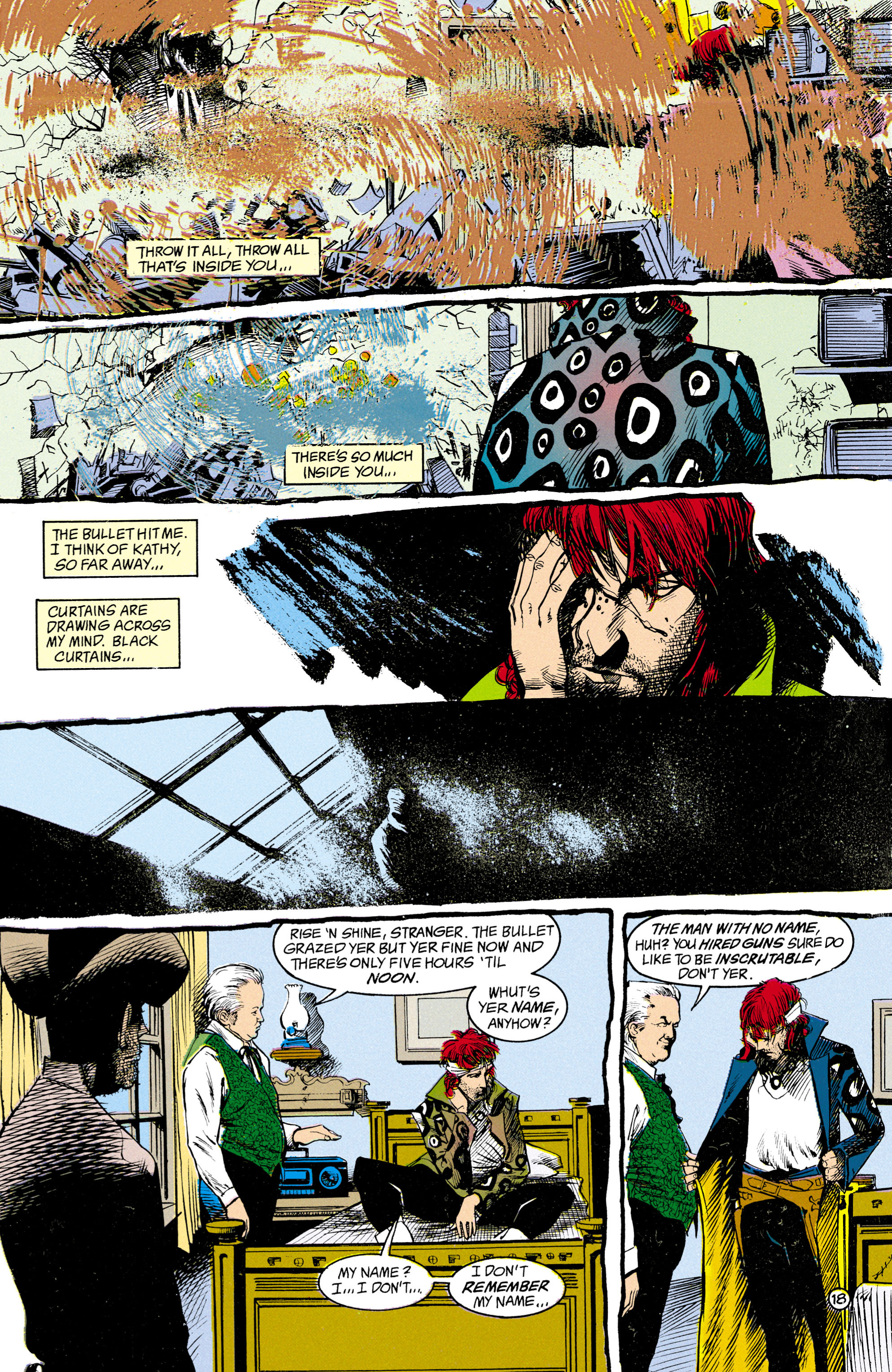 Read online Shade, the Changing Man comic -  Issue #15 - 14