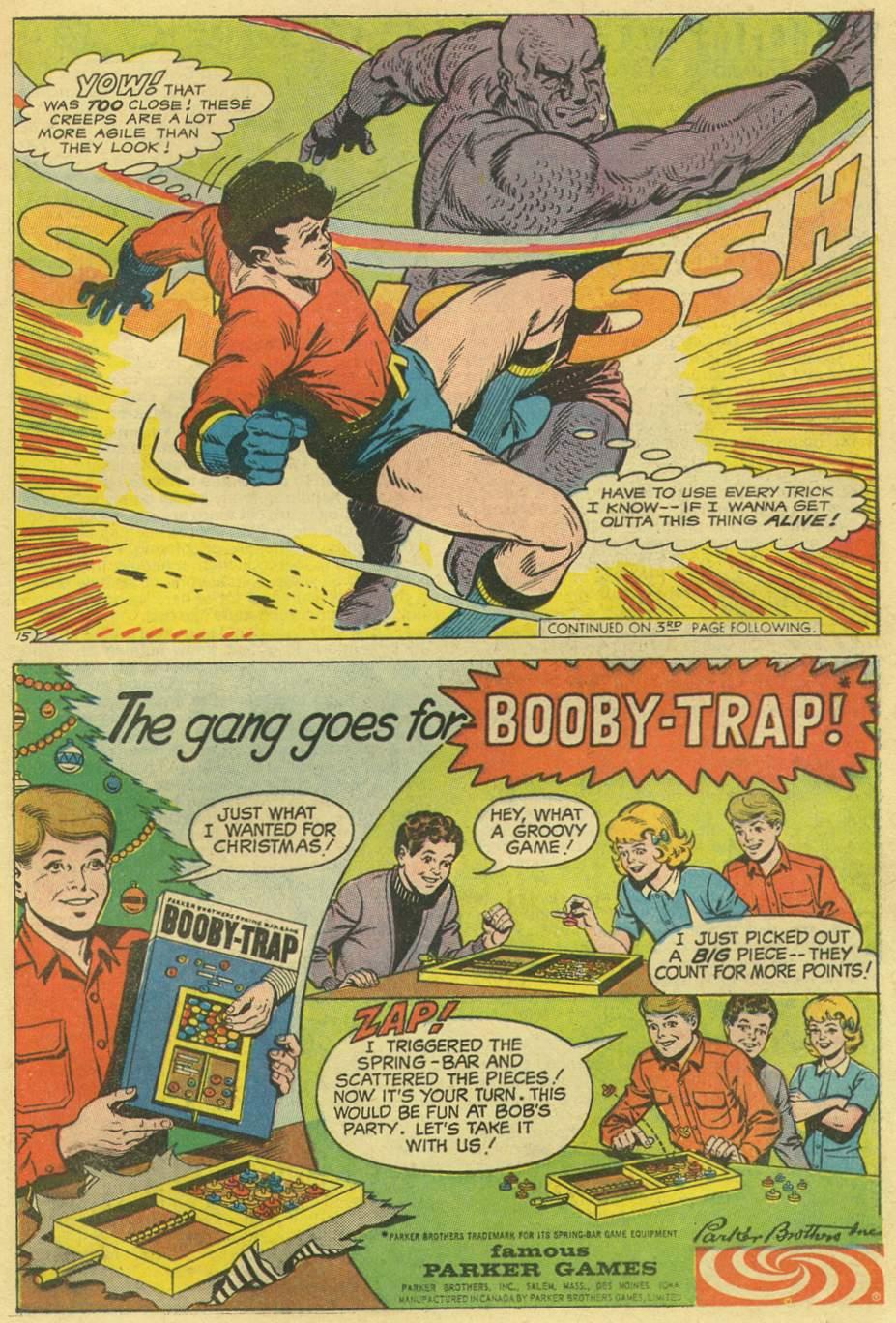 Read online Aquaman (1962) comic -  Issue #43 - 19