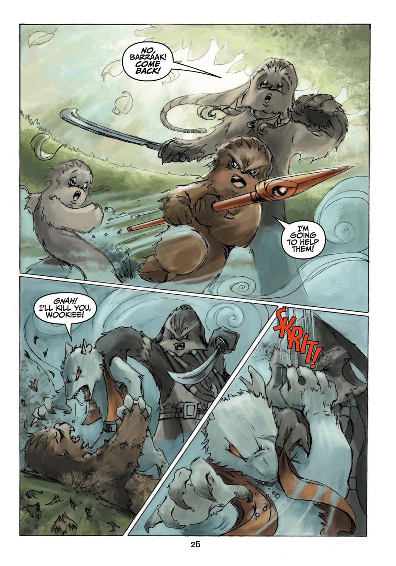 Read online Star Wars Omnibus comic -  Issue # Vol. 33 - 424