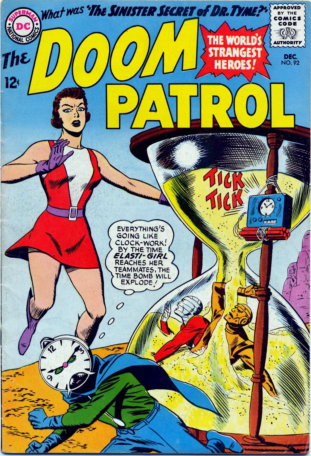 Doom Patrol (1964) issue 92 - Page 1