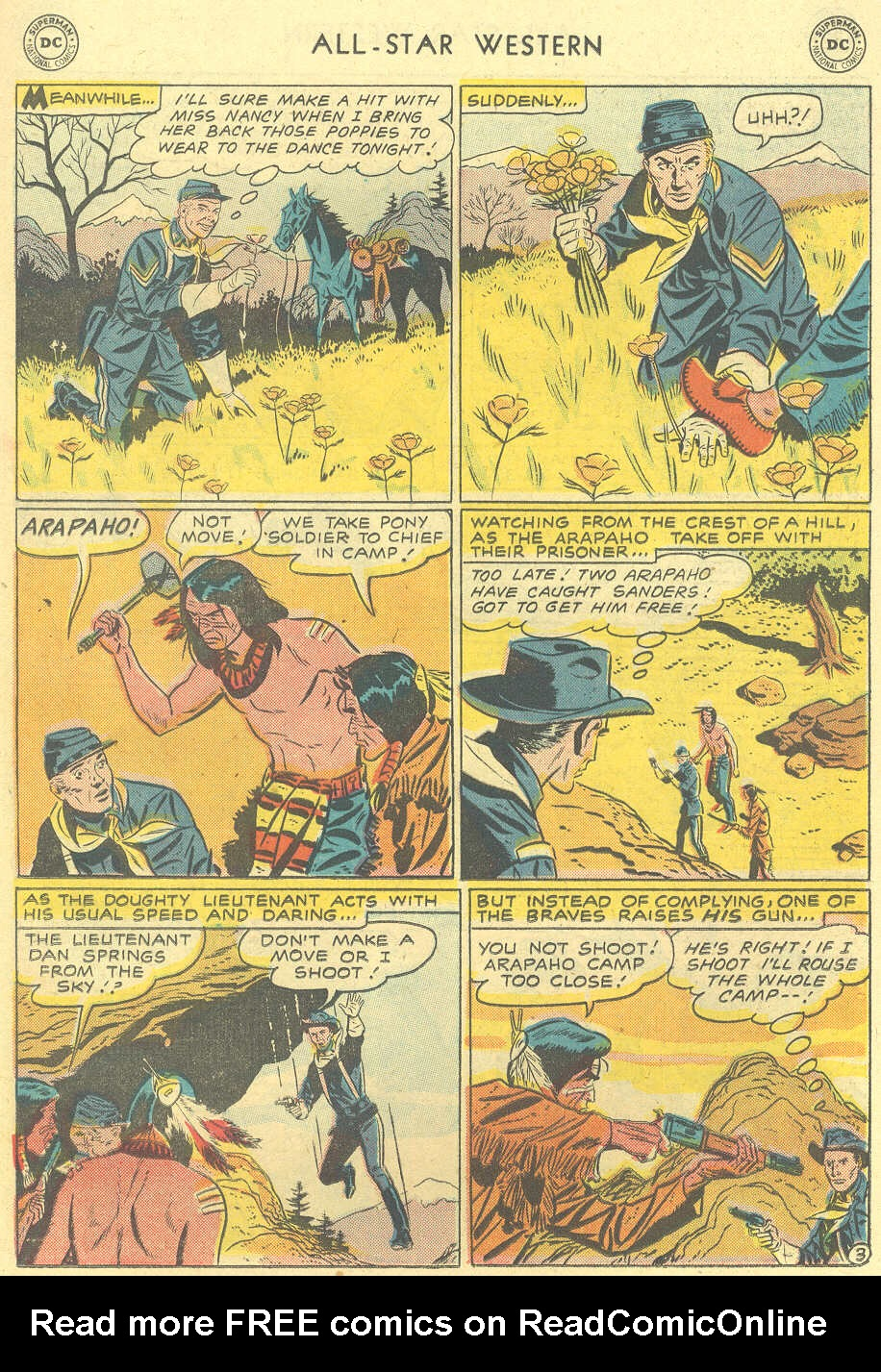 Read online All-Star Western (1951) comic -  Issue #101 - 19