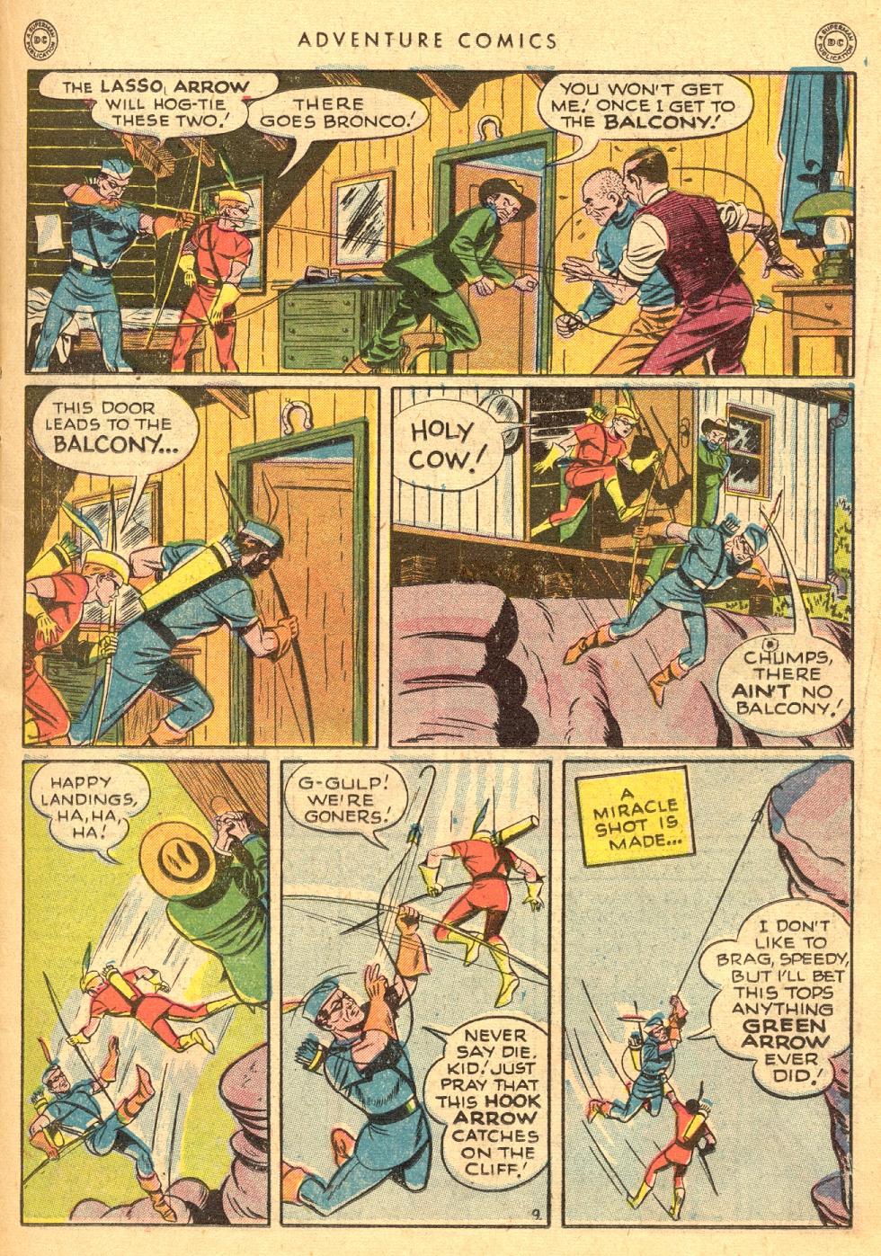 Read online Adventure Comics (1938) comic -  Issue #133 - 23