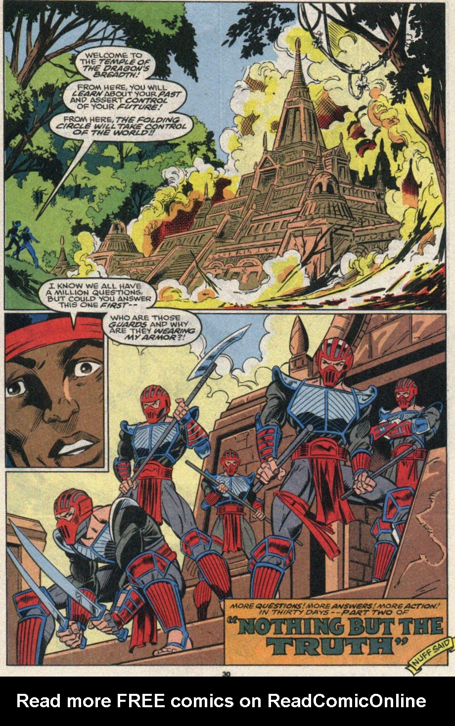The New Warriors Issue #22 #26 - English 23