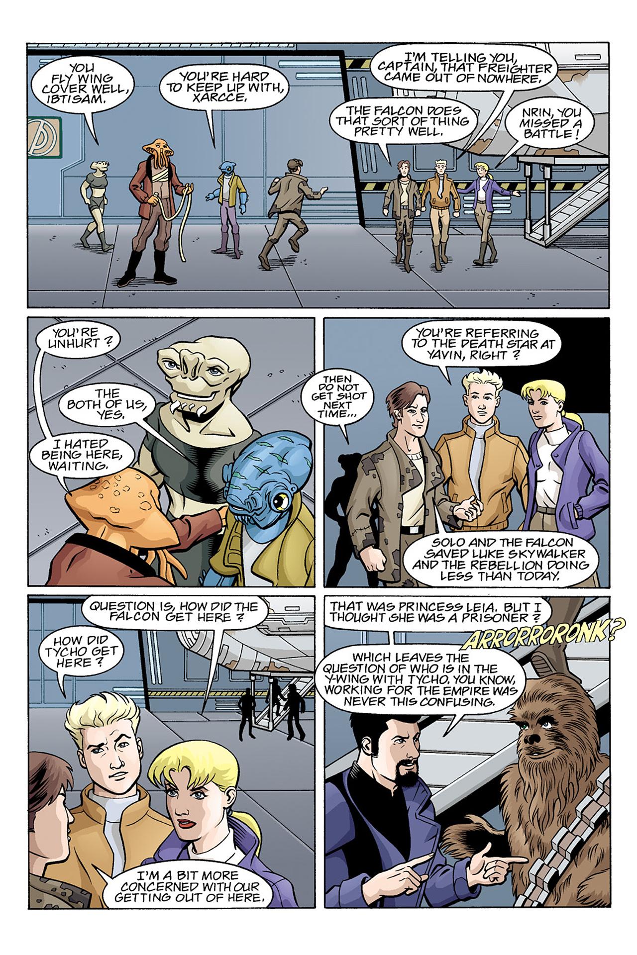 Read online Star Wars Omnibus comic -  Issue # Vol. 3 - 251