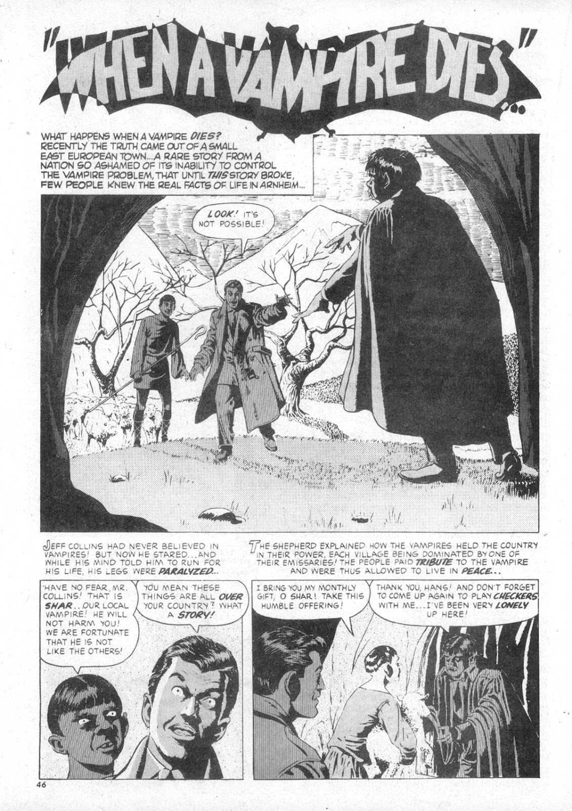 Dracula Lives issue 5 - Page 43