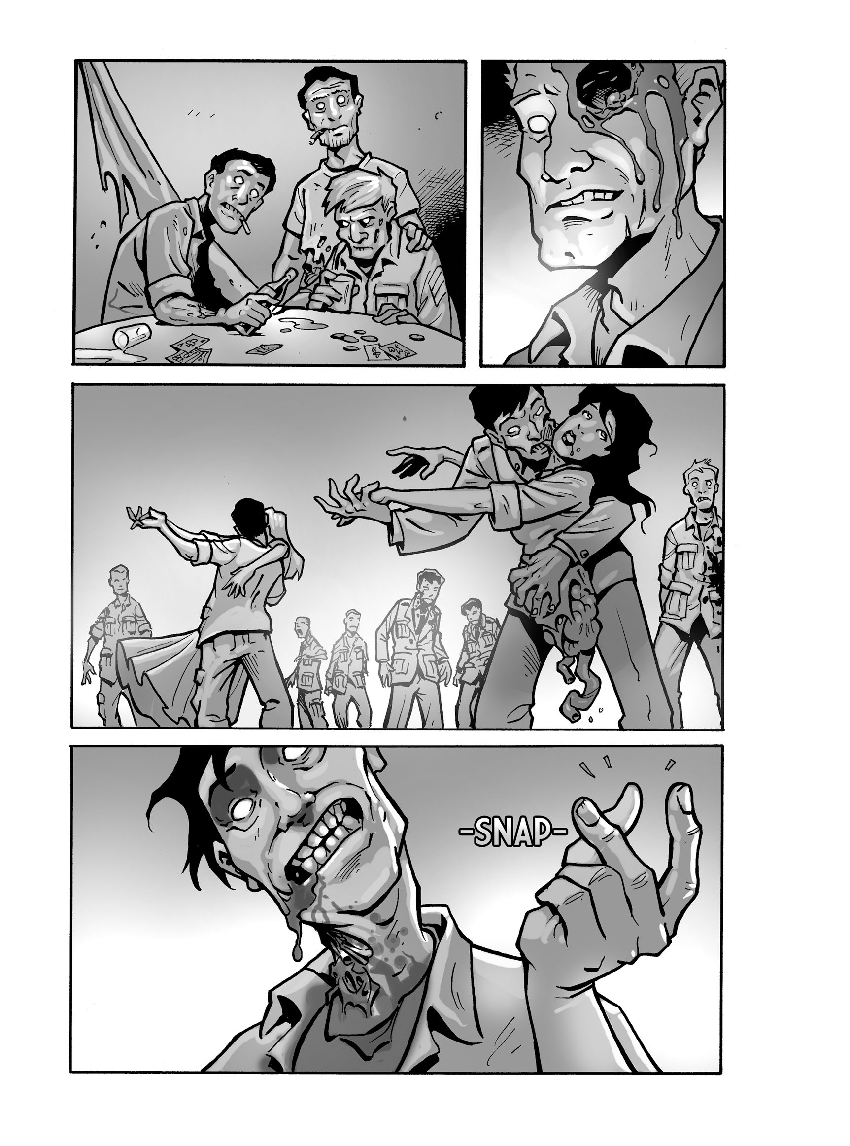 Read online FUBAR comic -  Issue #2 - 129
