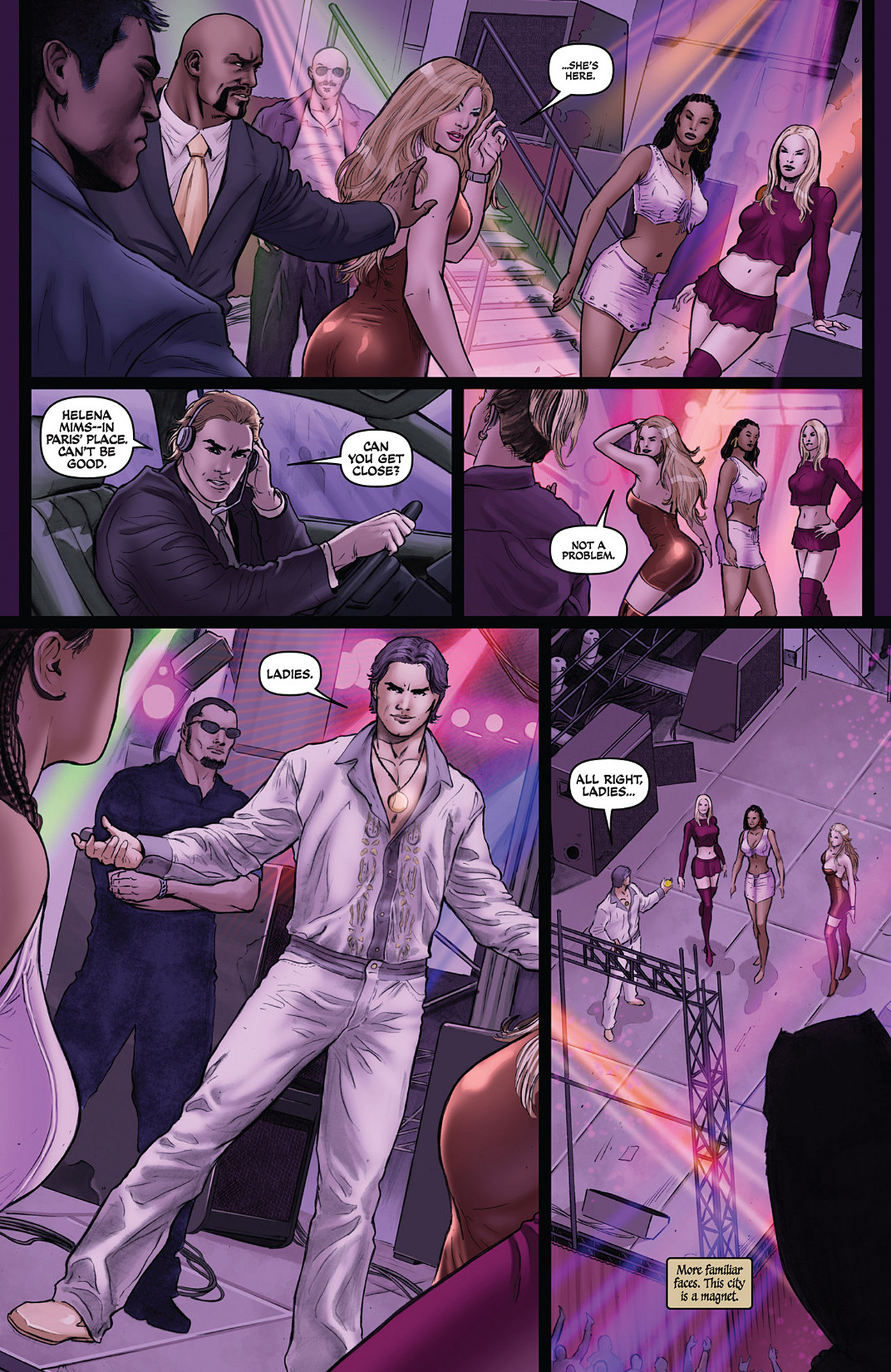 Read online Athena comic -  Issue #1 - 21